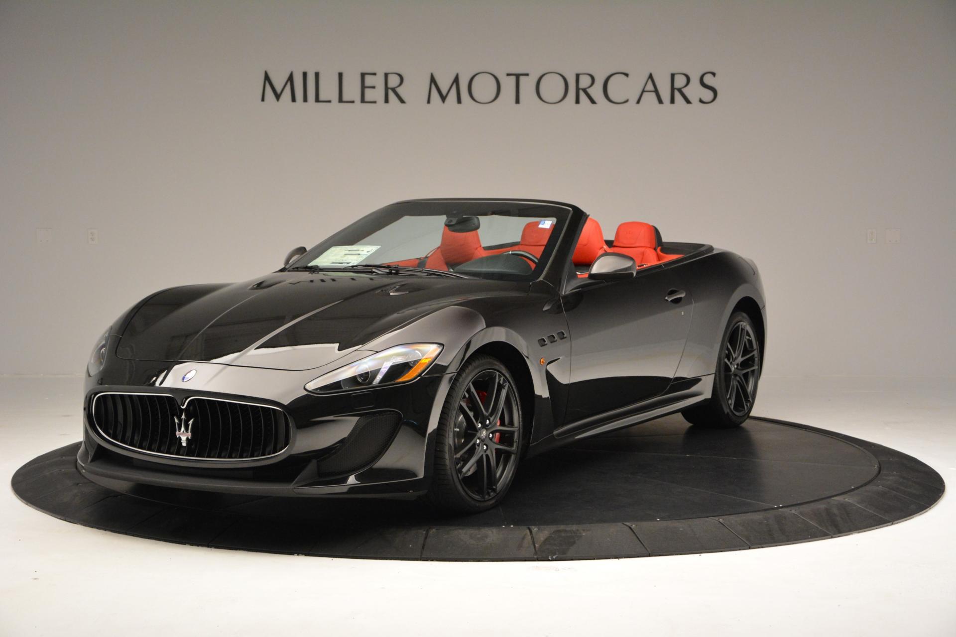 New 2016 Maserati GranTurismo Convertible MC For Sale In Greenwich, CT. Alfa Romeo of Greenwich, M1458 160_main