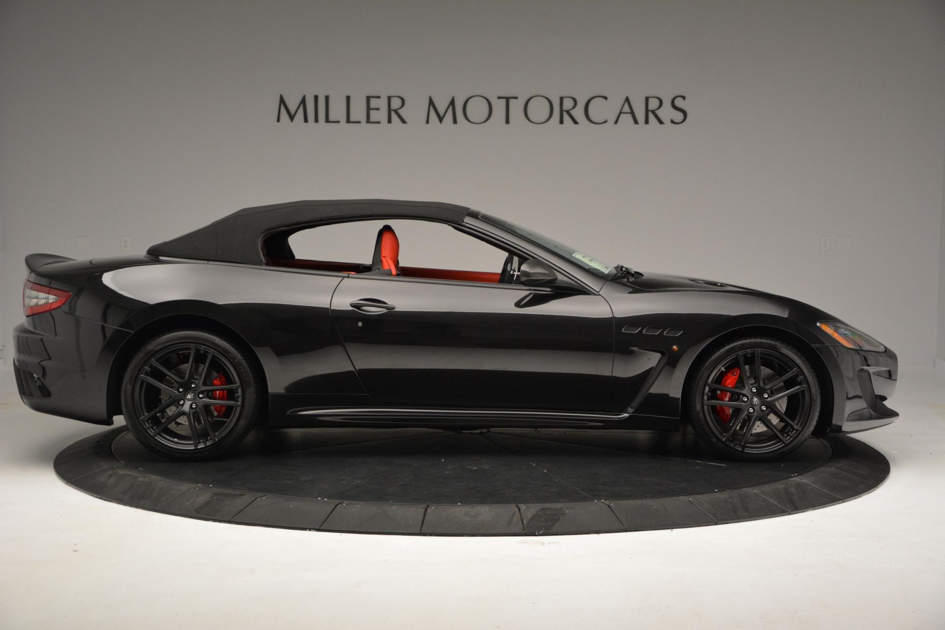 New 2016 Maserati GranTurismo Convertible MC For Sale In Greenwich, CT. Alfa Romeo of Greenwich, M1458 160_p10