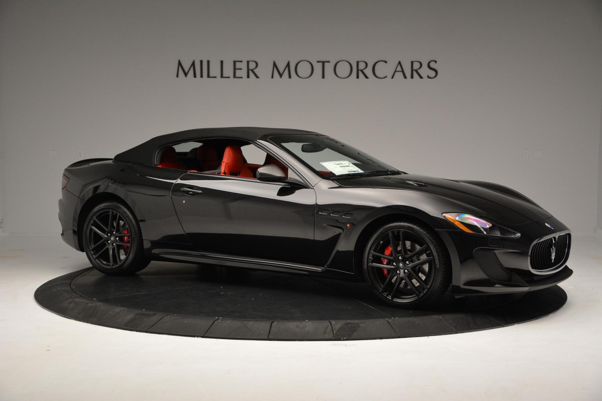 New 2016 Maserati GranTurismo Convertible MC For Sale In Greenwich, CT. Alfa Romeo of Greenwich, M1458 160_p11