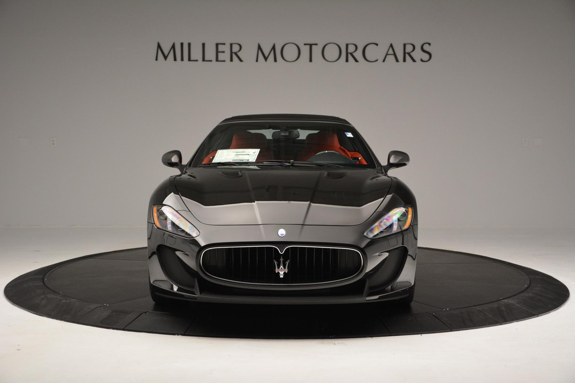 New 2016 Maserati GranTurismo Convertible MC For Sale In Greenwich, CT. Alfa Romeo of Greenwich, M1458 160_p12