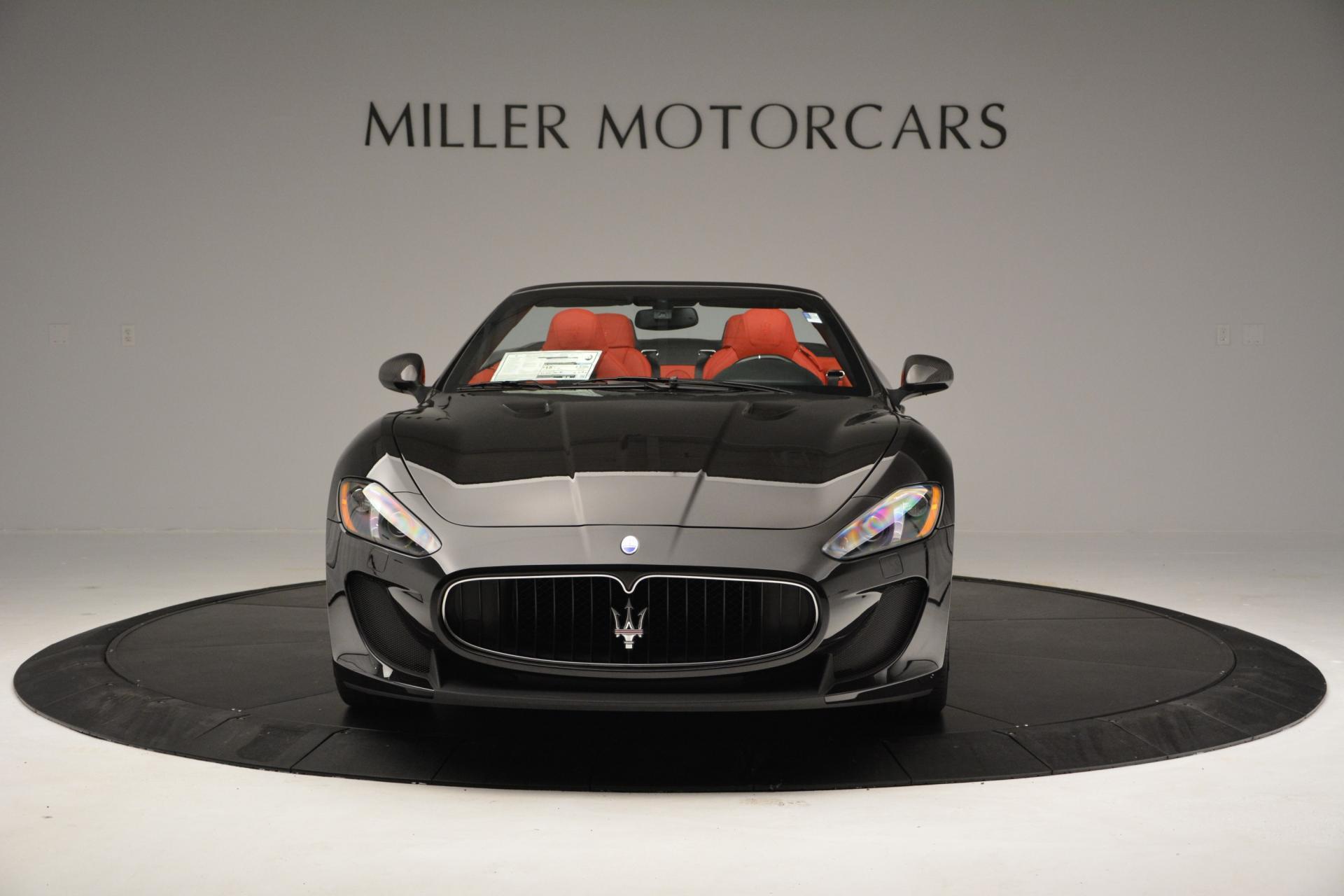 New 2016 Maserati GranTurismo Convertible MC For Sale In Greenwich, CT. Alfa Romeo of Greenwich, M1458 160_p13