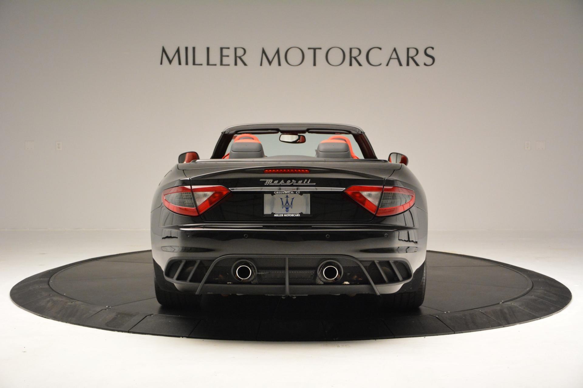 New 2016 Maserati GranTurismo Convertible MC For Sale In Greenwich, CT. Alfa Romeo of Greenwich, M1458 160_p14