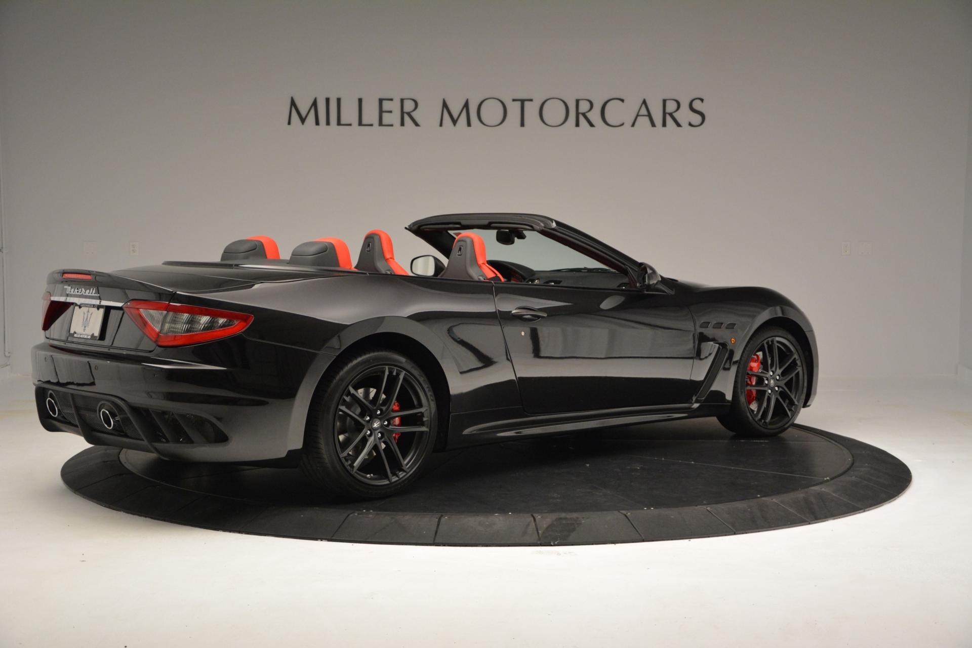 New 2016 Maserati GranTurismo Convertible MC For Sale In Greenwich, CT. Alfa Romeo of Greenwich, M1458 160_p16