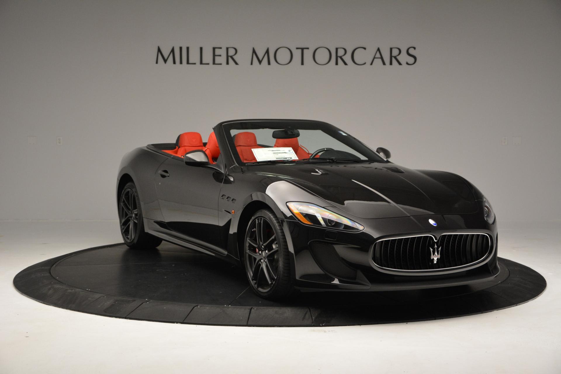 New 2016 Maserati GranTurismo Convertible MC For Sale In Greenwich, CT. Alfa Romeo of Greenwich, M1458 160_p19