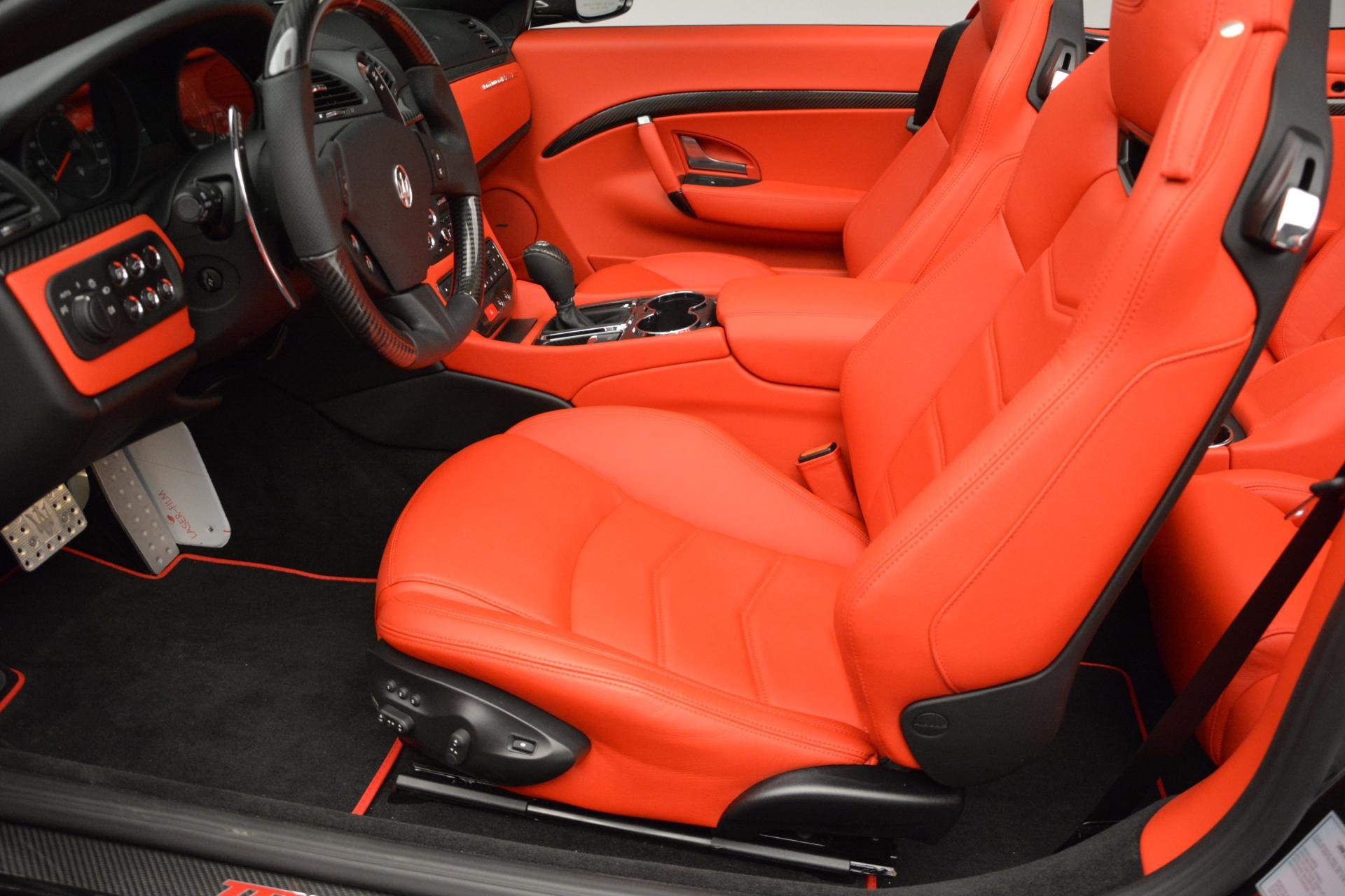 New 2016 Maserati GranTurismo Convertible MC For Sale In Greenwich, CT. Alfa Romeo of Greenwich, M1458 160_p21