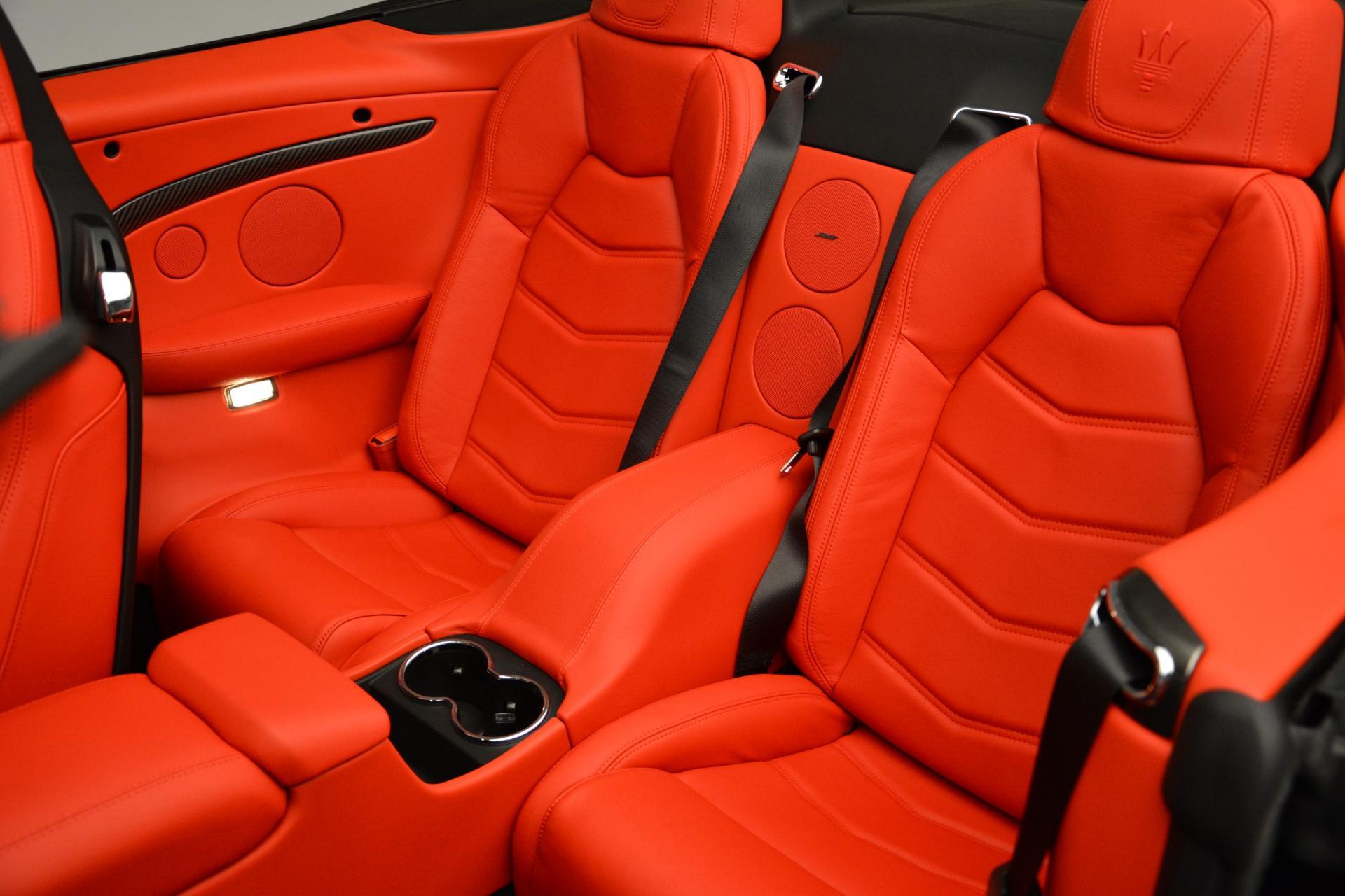 New 2016 Maserati GranTurismo Convertible MC For Sale In Greenwich, CT. Alfa Romeo of Greenwich, M1458 160_p25