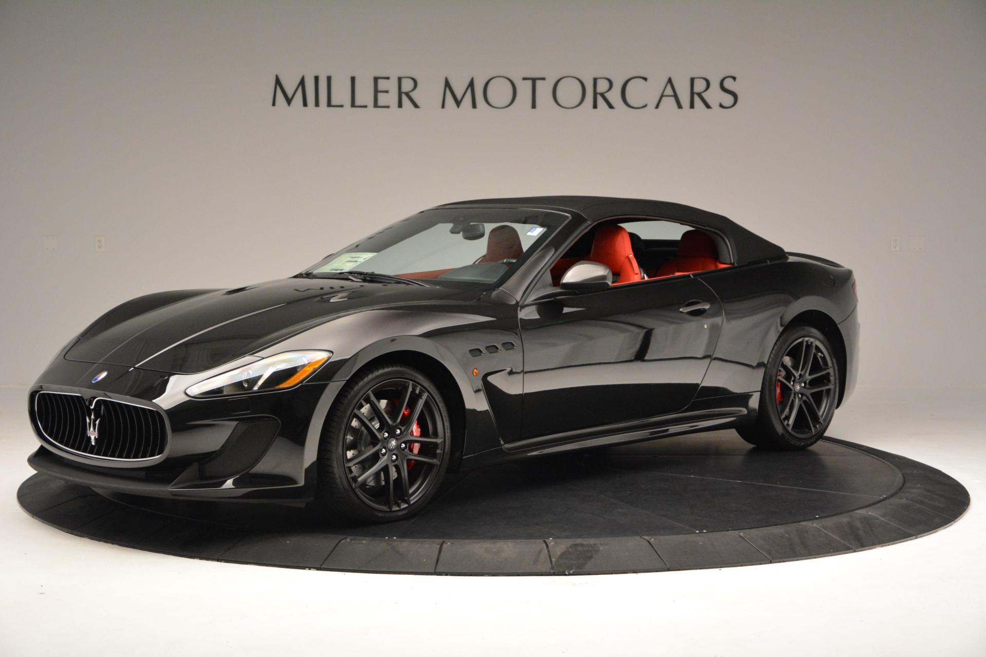 New 2016 Maserati GranTurismo Convertible MC For Sale In Greenwich, CT. Alfa Romeo of Greenwich, M1458 160_p2