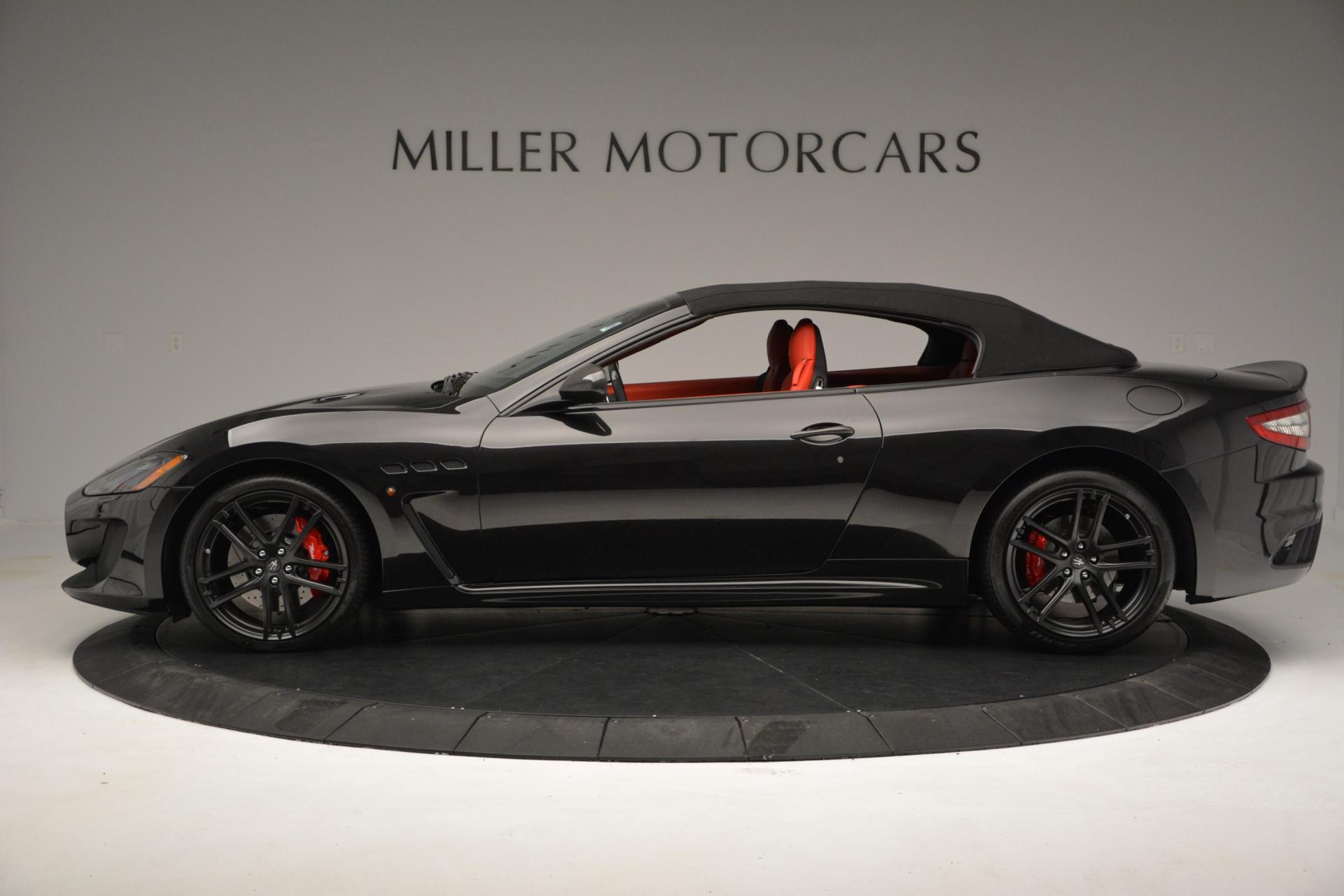 New 2016 Maserati GranTurismo Convertible MC For Sale In Greenwich, CT. Alfa Romeo of Greenwich, M1458 160_p5