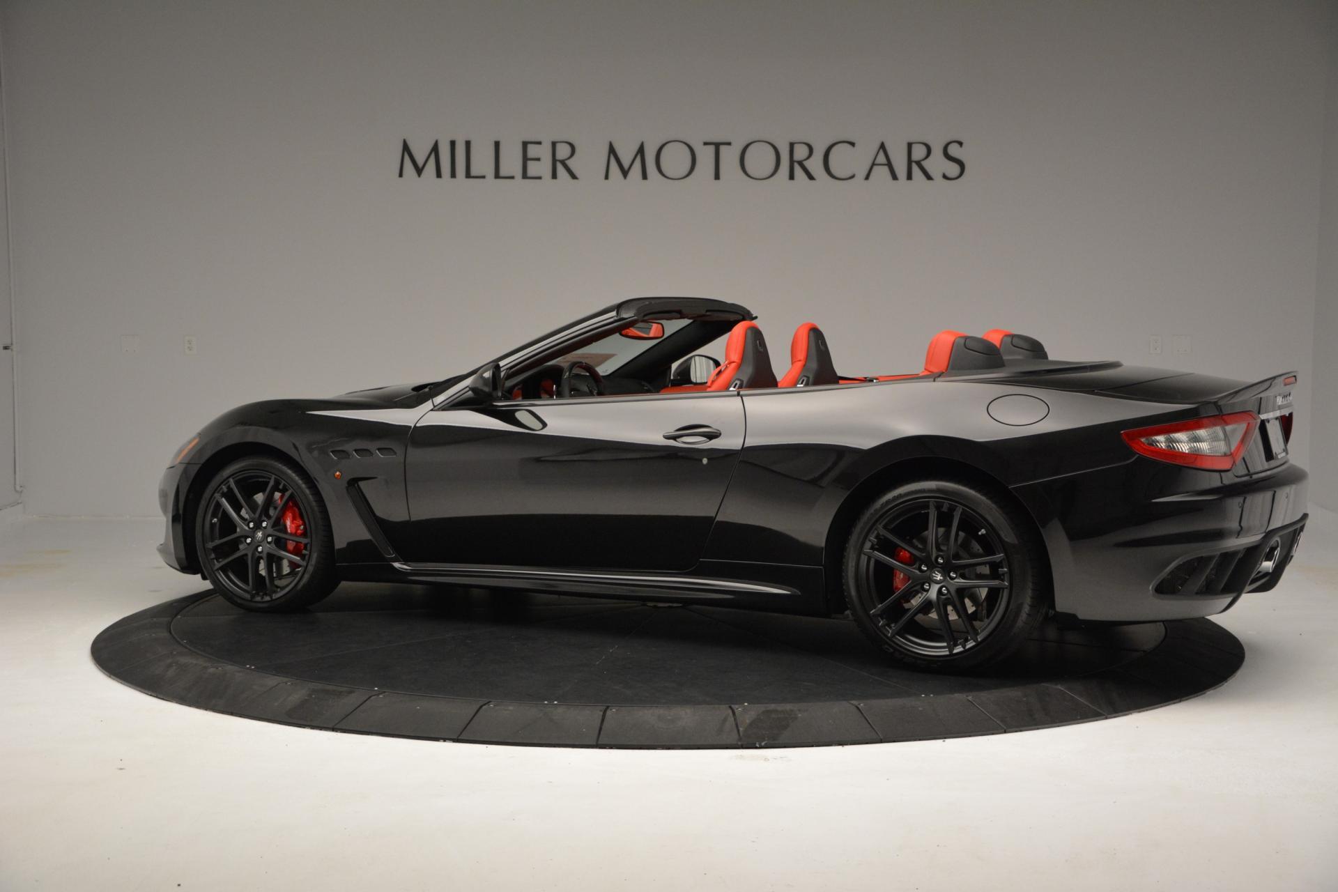 New 2016 Maserati GranTurismo Convertible MC For Sale In Greenwich, CT. Alfa Romeo of Greenwich, M1458 160_p6