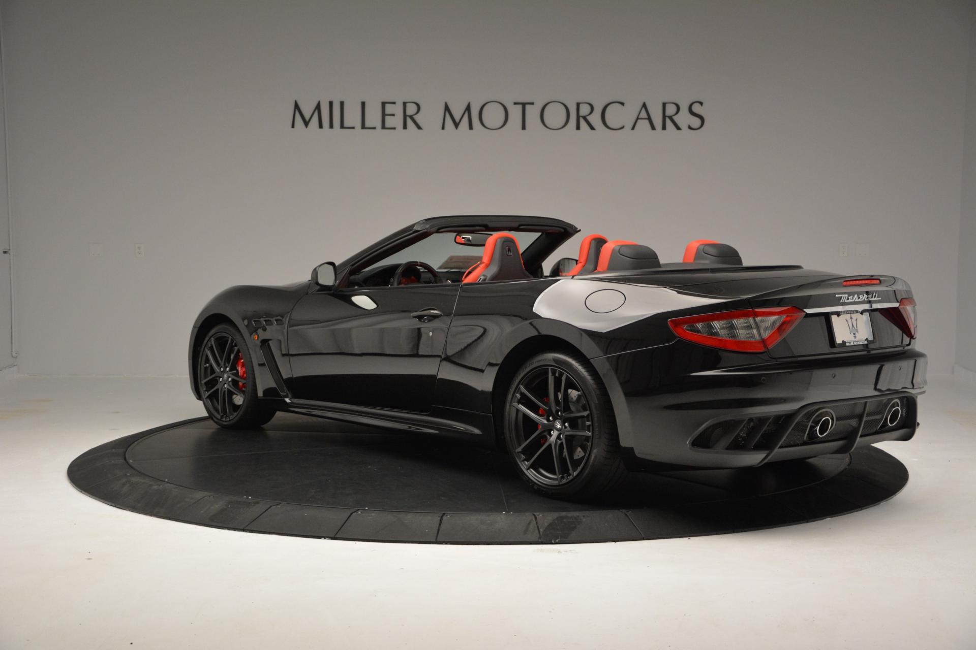 New 2016 Maserati GranTurismo Convertible MC For Sale In Greenwich, CT. Alfa Romeo of Greenwich, M1458 160_p7