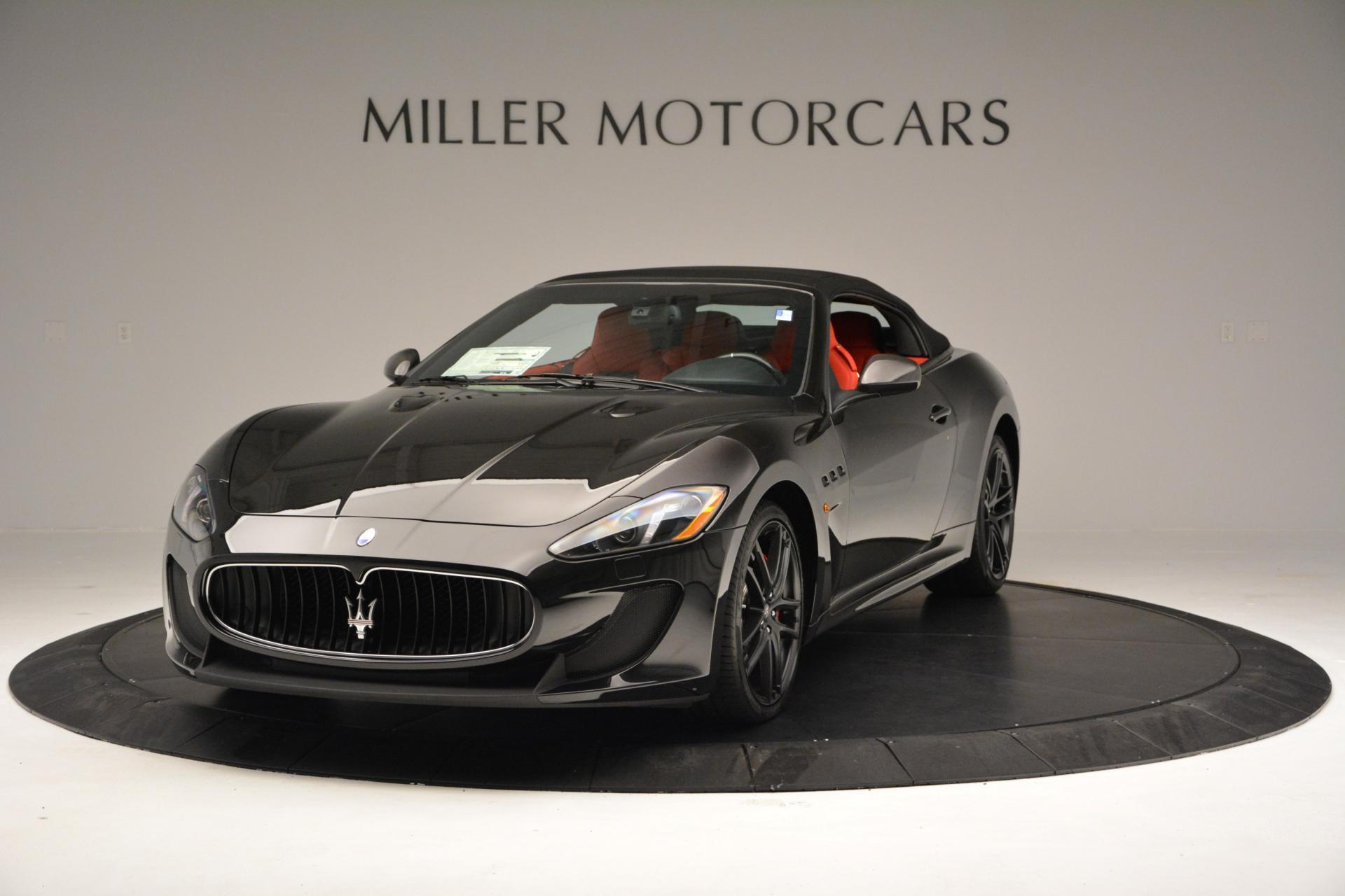 New 2016 Maserati GranTurismo Convertible MC For Sale In Greenwich, CT. Alfa Romeo of Greenwich, M1458 160_p8