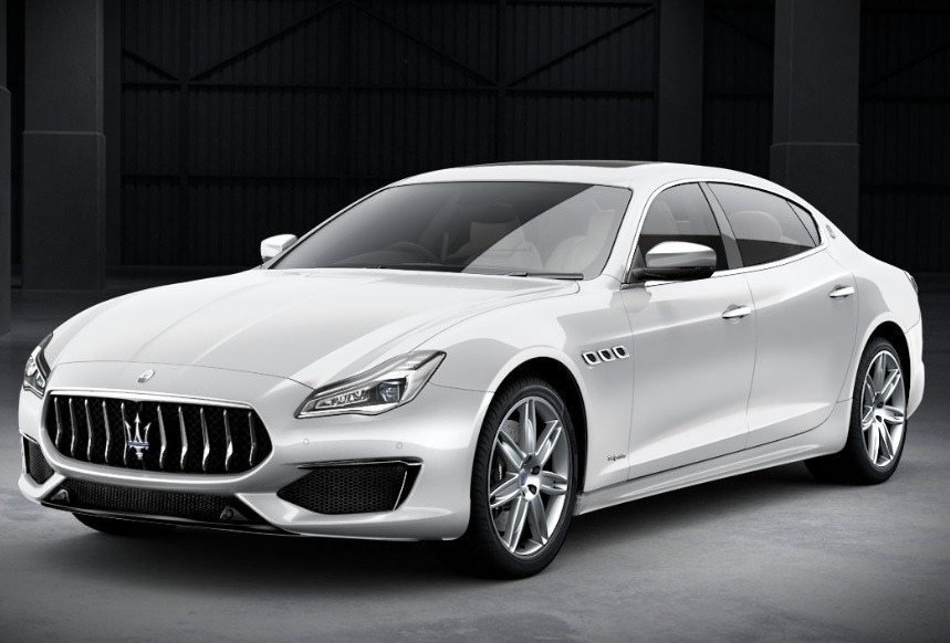 New 2018 Maserati Quattroporte S Q4 GranLusso For Sale In Greenwich, CT. Alfa Romeo of Greenwich, M1946