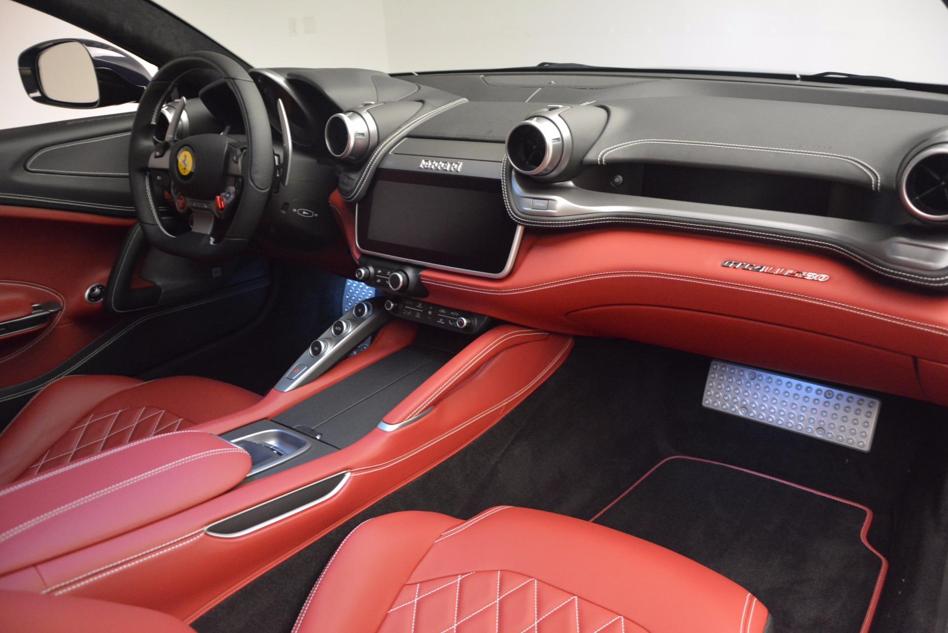 Used 2017 Ferrari GTC4Lusso  For Sale In Greenwich, CT. Alfa Romeo of Greenwich, 4422 1601_p18