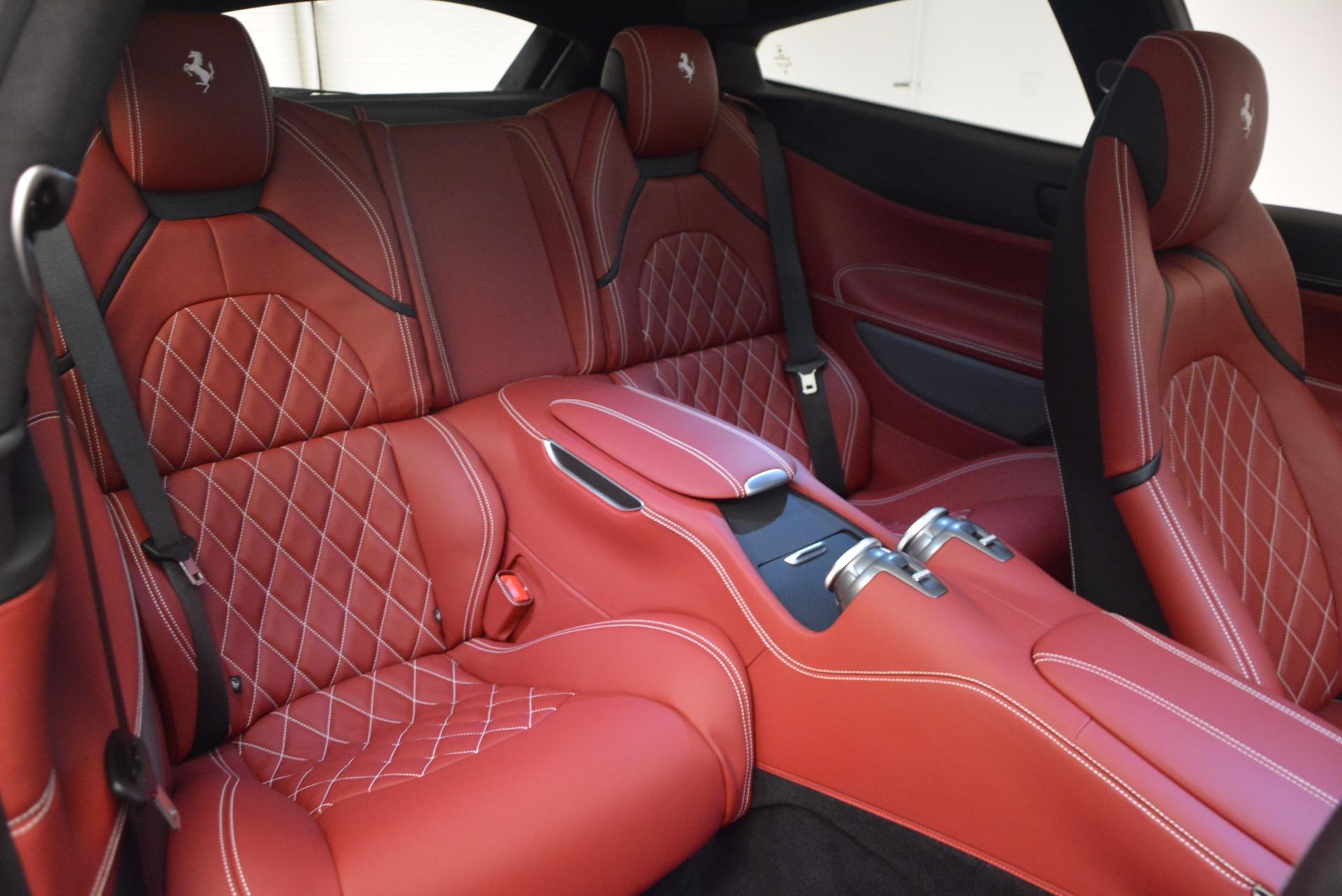 Used 2017 Ferrari GTC4Lusso  For Sale In Greenwich, CT. Alfa Romeo of Greenwich, 4422 1601_p21