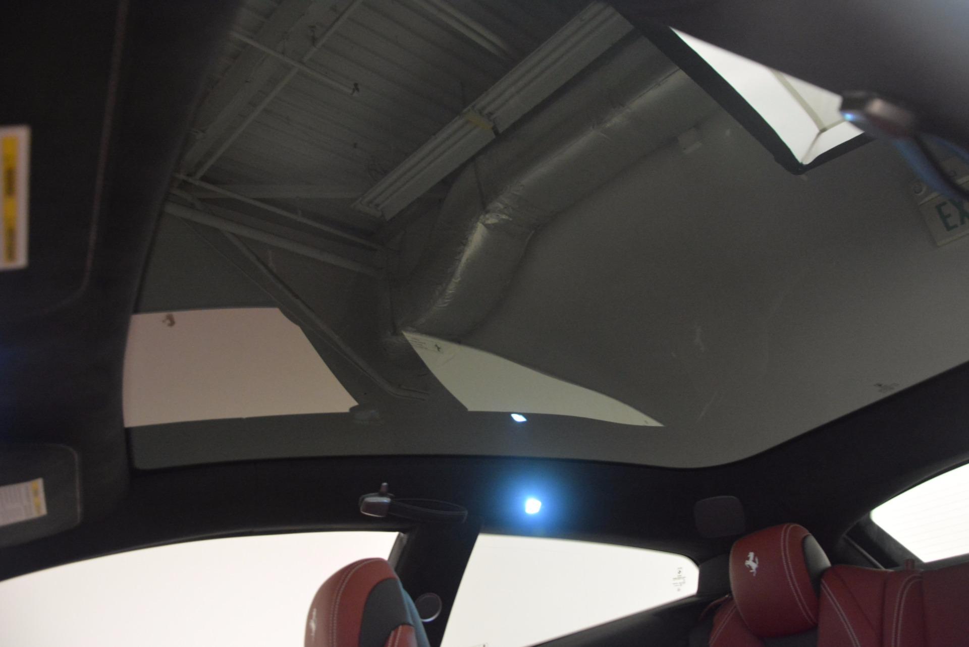 Used 2017 Ferrari GTC4Lusso  For Sale In Greenwich, CT. Alfa Romeo of Greenwich, 4422 1601_p22