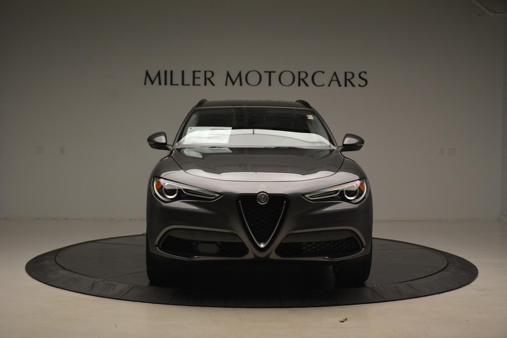 New 2018 Alfa Romeo Stelvio Sport Q4 For Sale In Greenwich, CT. Alfa Romeo of Greenwich, LW047 1604_p12