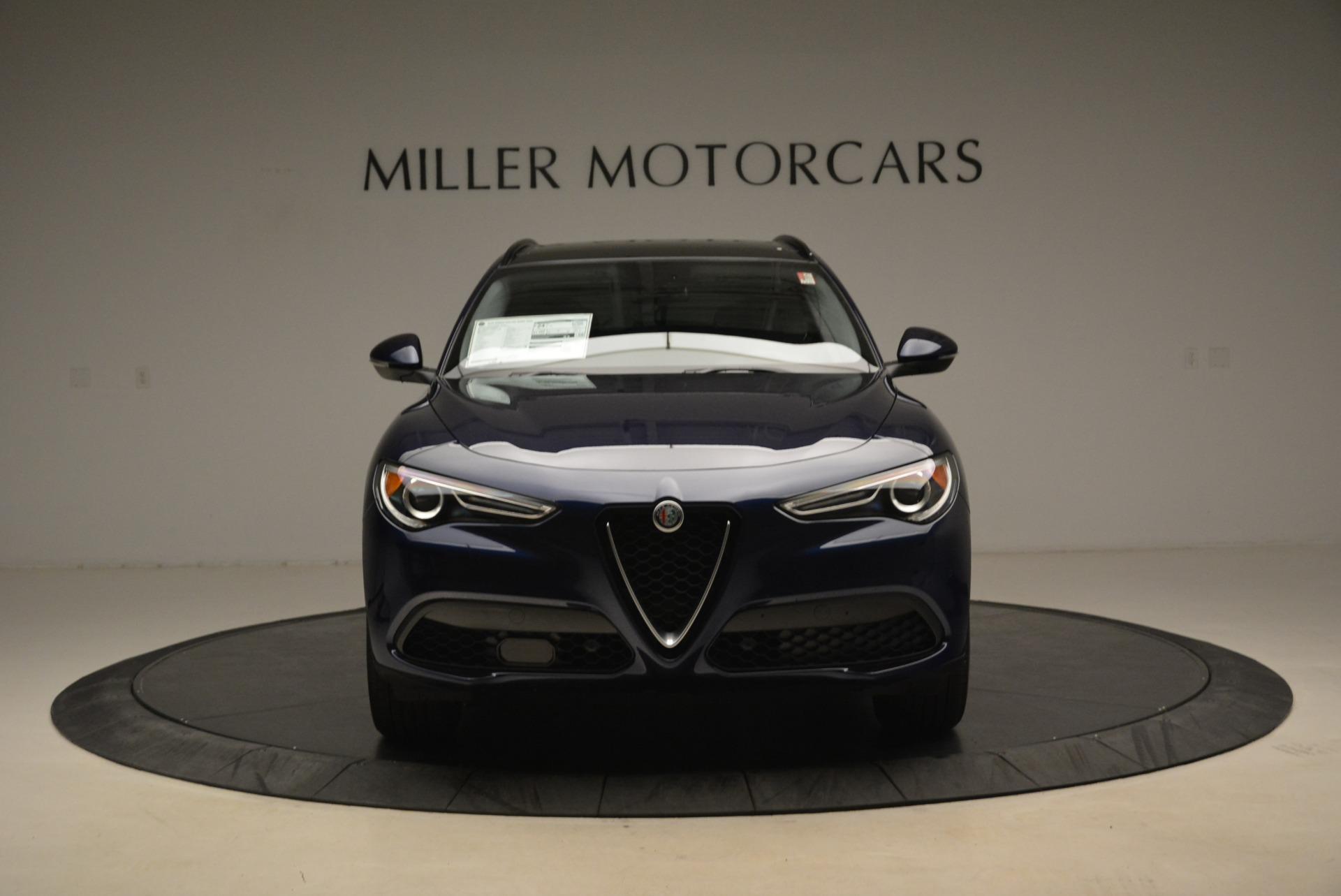 New 2018 Alfa Romeo Stelvio Sport Q4 For Sale In Greenwich, CT. Alfa Romeo of Greenwich, L232 1609_p3