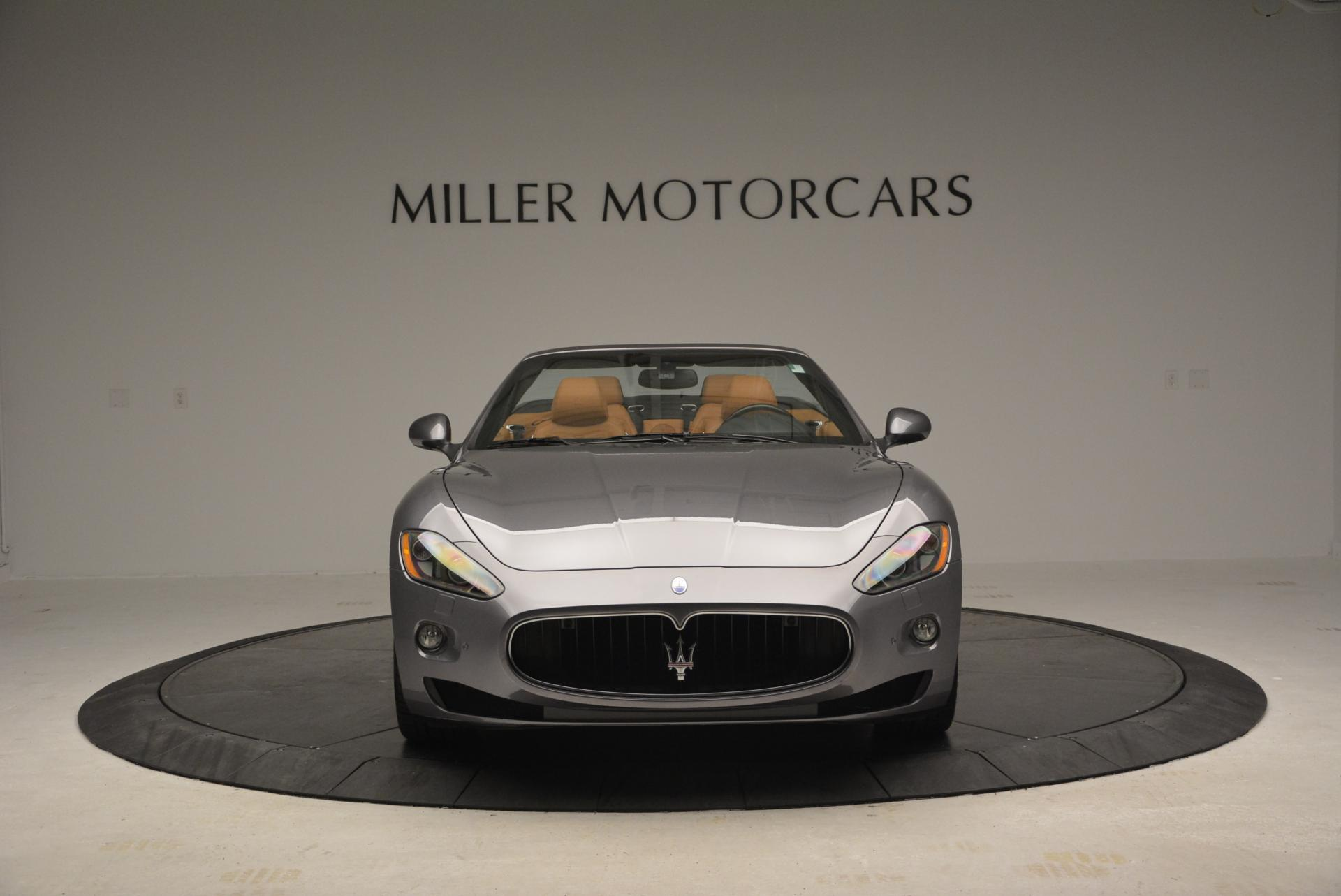 Used 2012 Maserati GranTurismo  For Sale In Greenwich, CT. Alfa Romeo of Greenwich, W261A 161_p12