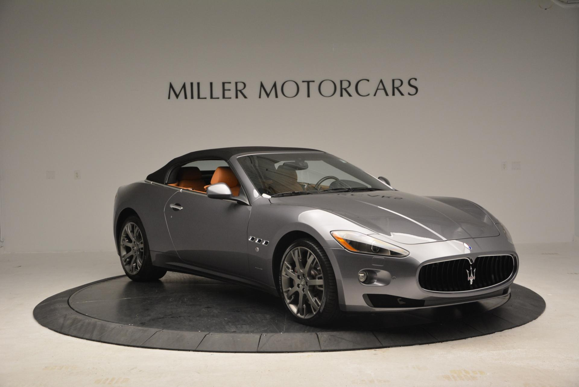 Used 2012 Maserati GranTurismo  For Sale In Greenwich, CT. Alfa Romeo of Greenwich, W261A 161_p18
