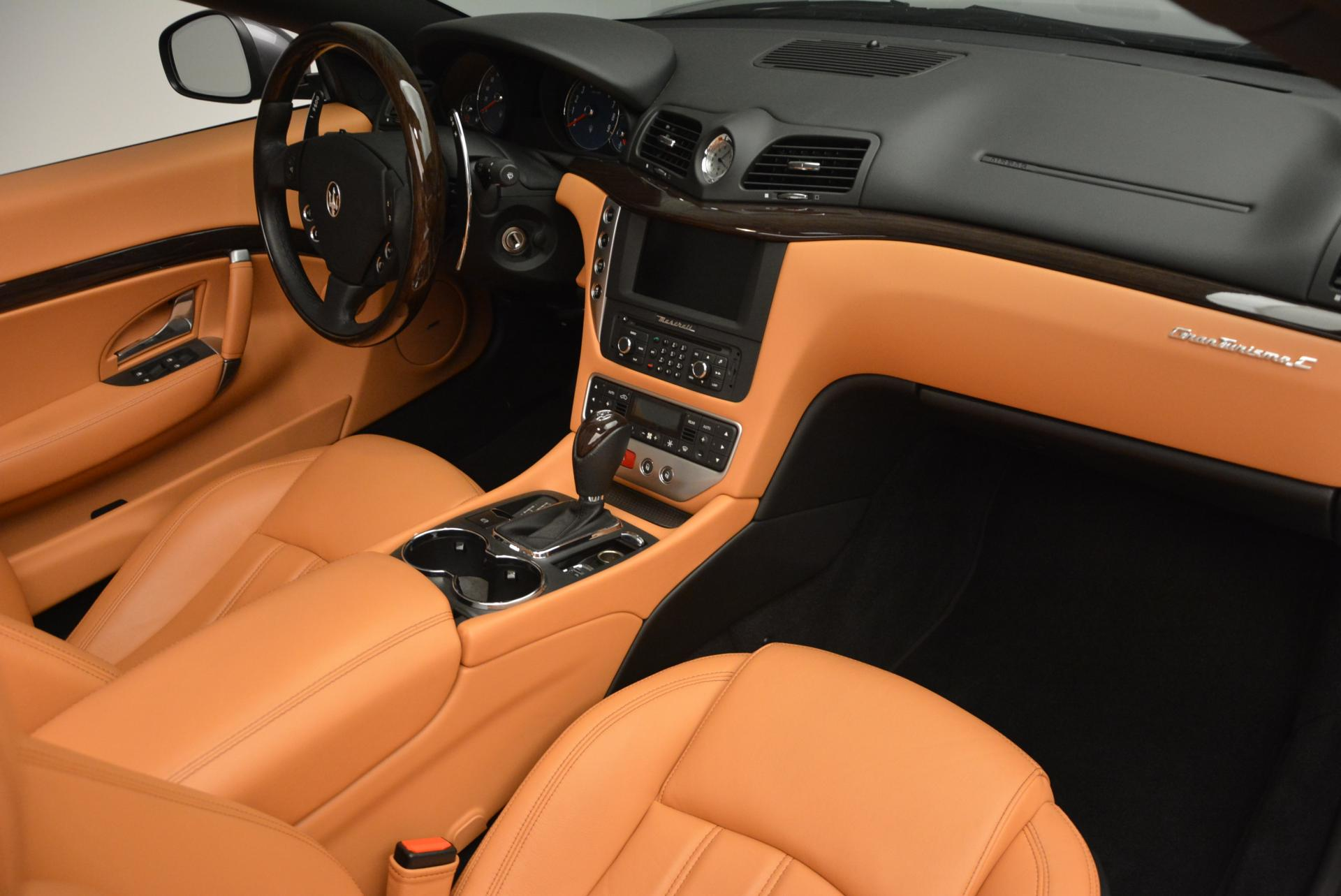 Used 2012 Maserati GranTurismo  For Sale In Greenwich, CT. Alfa Romeo of Greenwich, W261A 161_p25