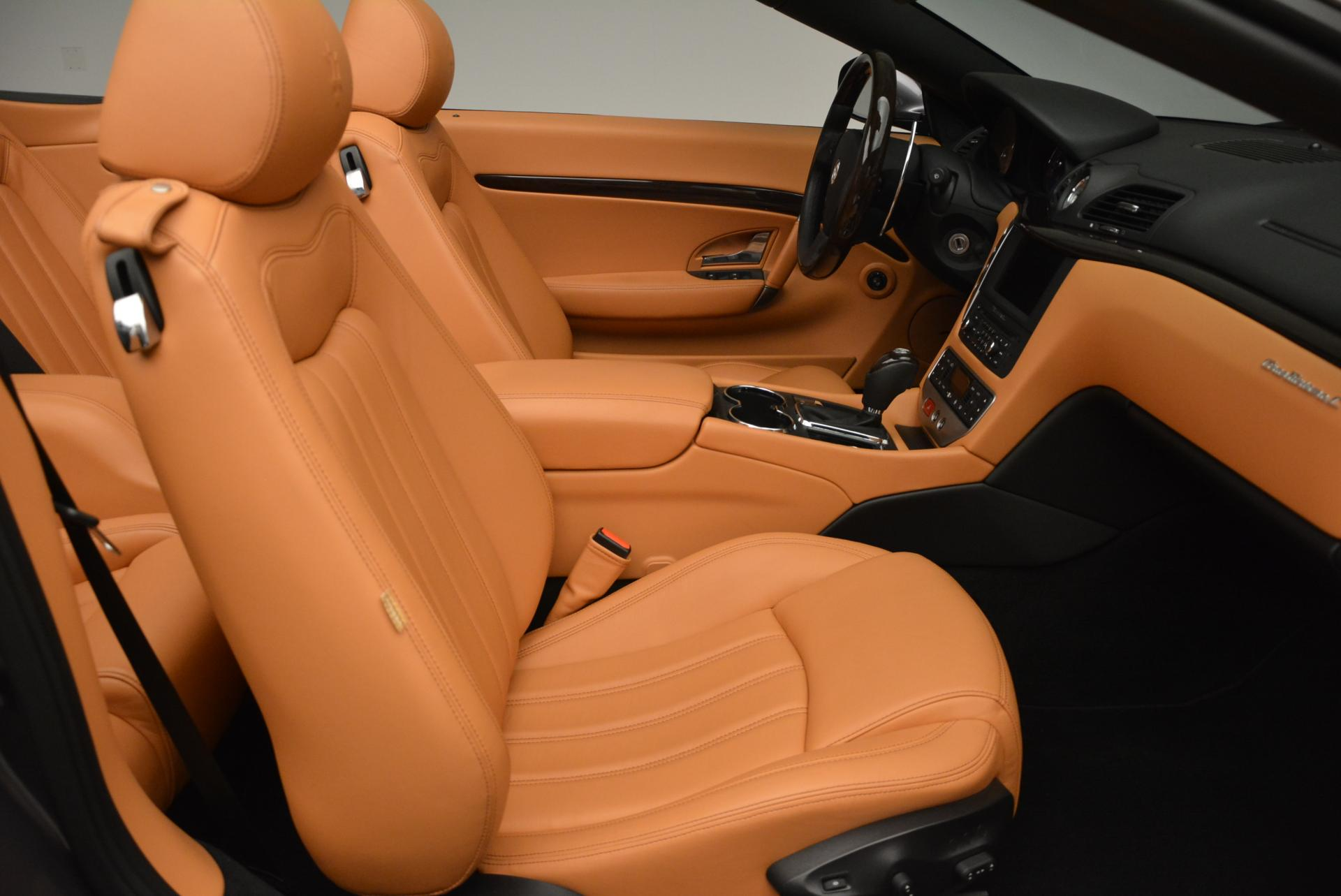 Used 2012 Maserati GranTurismo  For Sale In Greenwich, CT. Alfa Romeo of Greenwich, W261A 161_p26