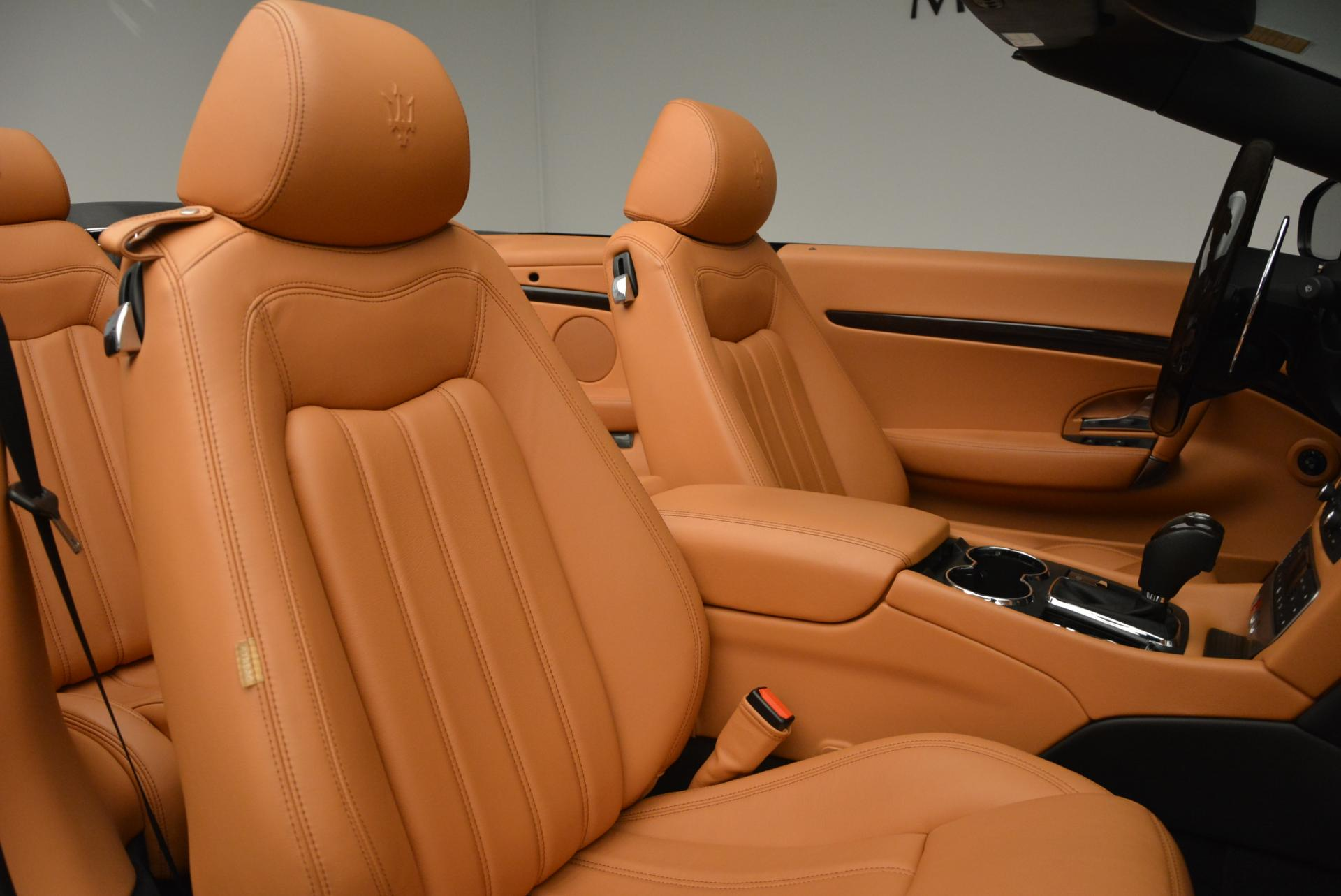 Used 2012 Maserati GranTurismo  For Sale In Greenwich, CT. Alfa Romeo of Greenwich, W261A 161_p27