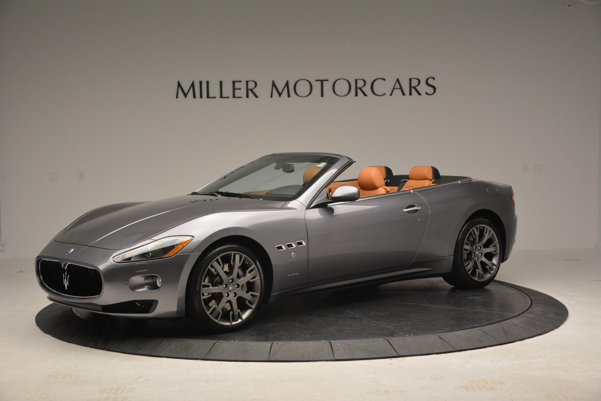 Used 2012 Maserati GranTurismo  For Sale In Greenwich, CT. Alfa Romeo of Greenwich, W261A 161_p2