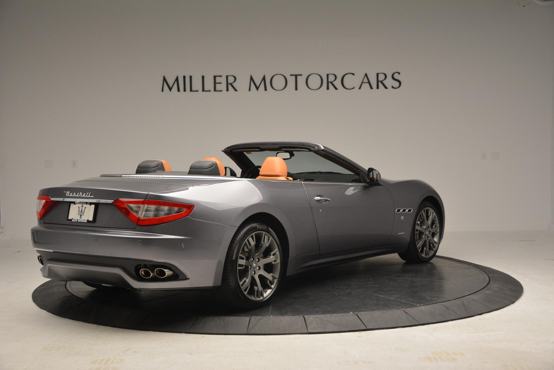 Used 2012 Maserati GranTurismo  For Sale In Greenwich, CT. Alfa Romeo of Greenwich, W261A 161_p7