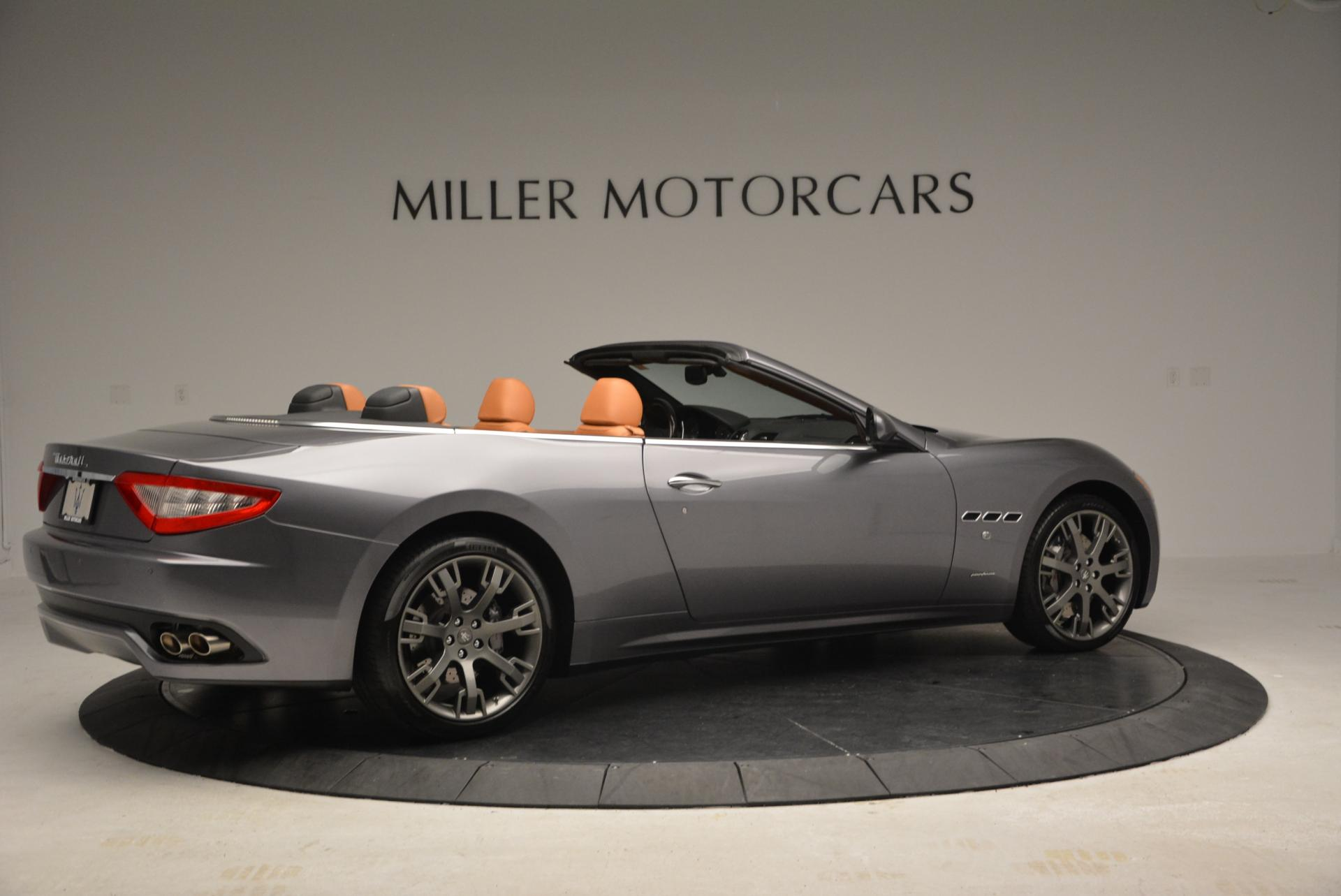 Used 2012 Maserati GranTurismo  For Sale In Greenwich, CT. Alfa Romeo of Greenwich, W261A 161_p8