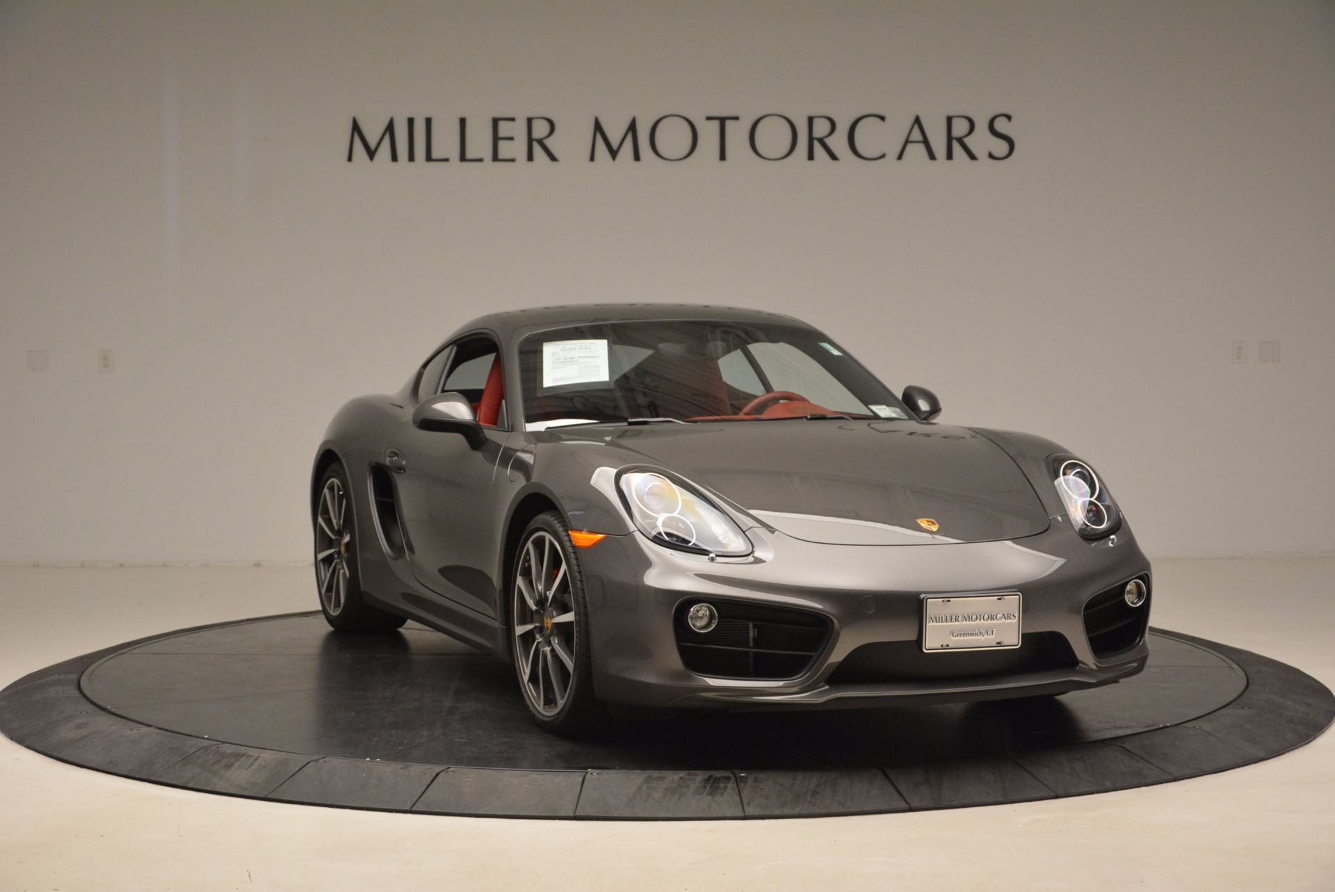 Used 2014 Porsche Cayman S S For Sale In Greenwich, CT. Alfa Romeo of Greenwich, 4408A 1612_p11