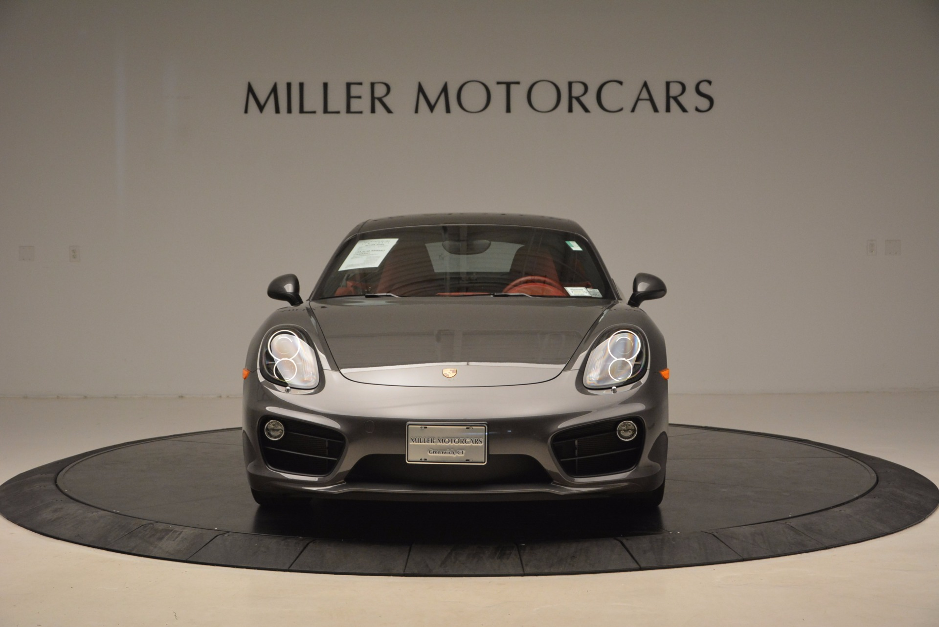 Used 2014 Porsche Cayman S S For Sale In Greenwich, CT. Alfa Romeo of Greenwich, 4408A 1612_p12