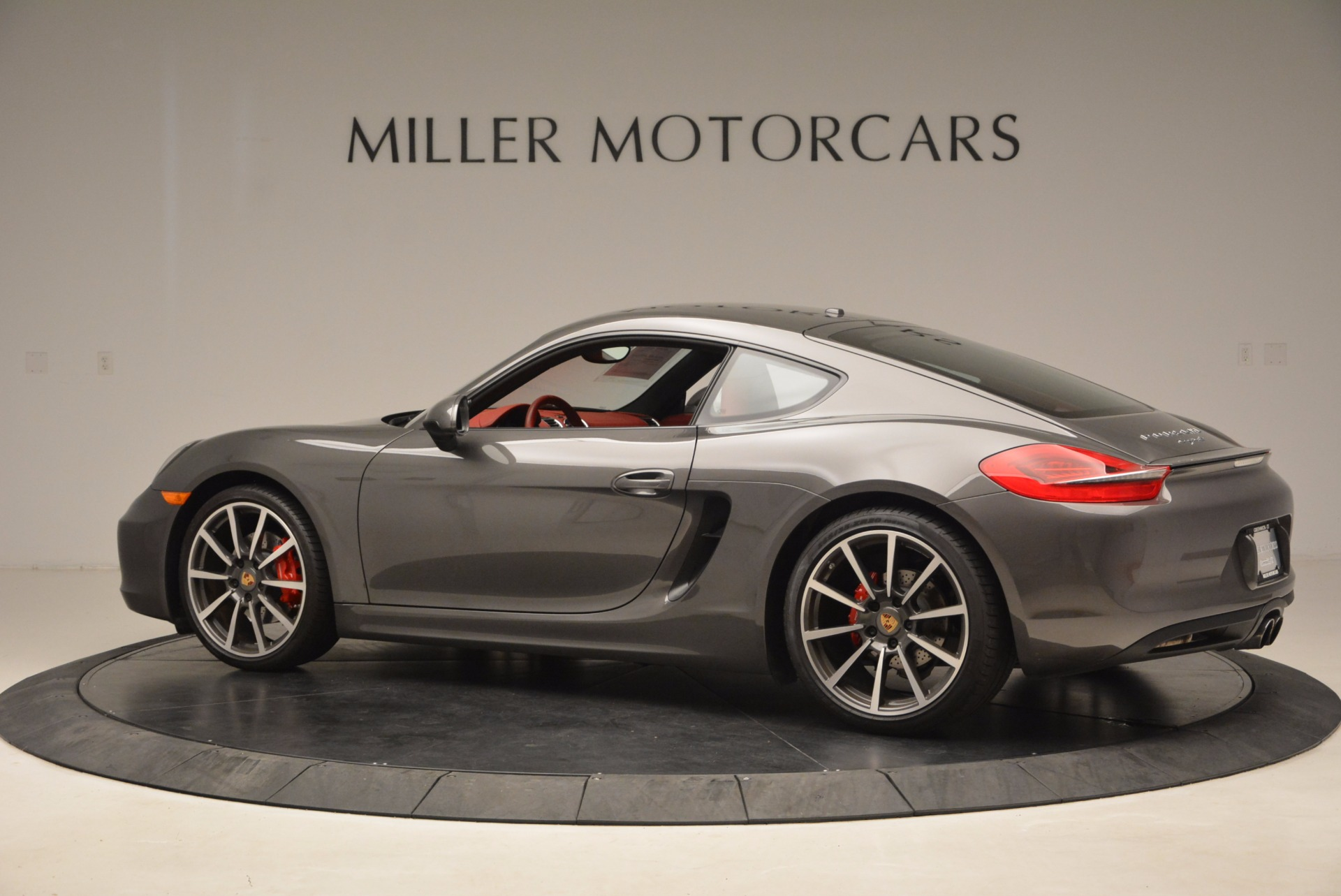 Used 2014 Porsche Cayman S S For Sale In Greenwich, CT. Alfa Romeo of Greenwich, 4408A 1612_p4