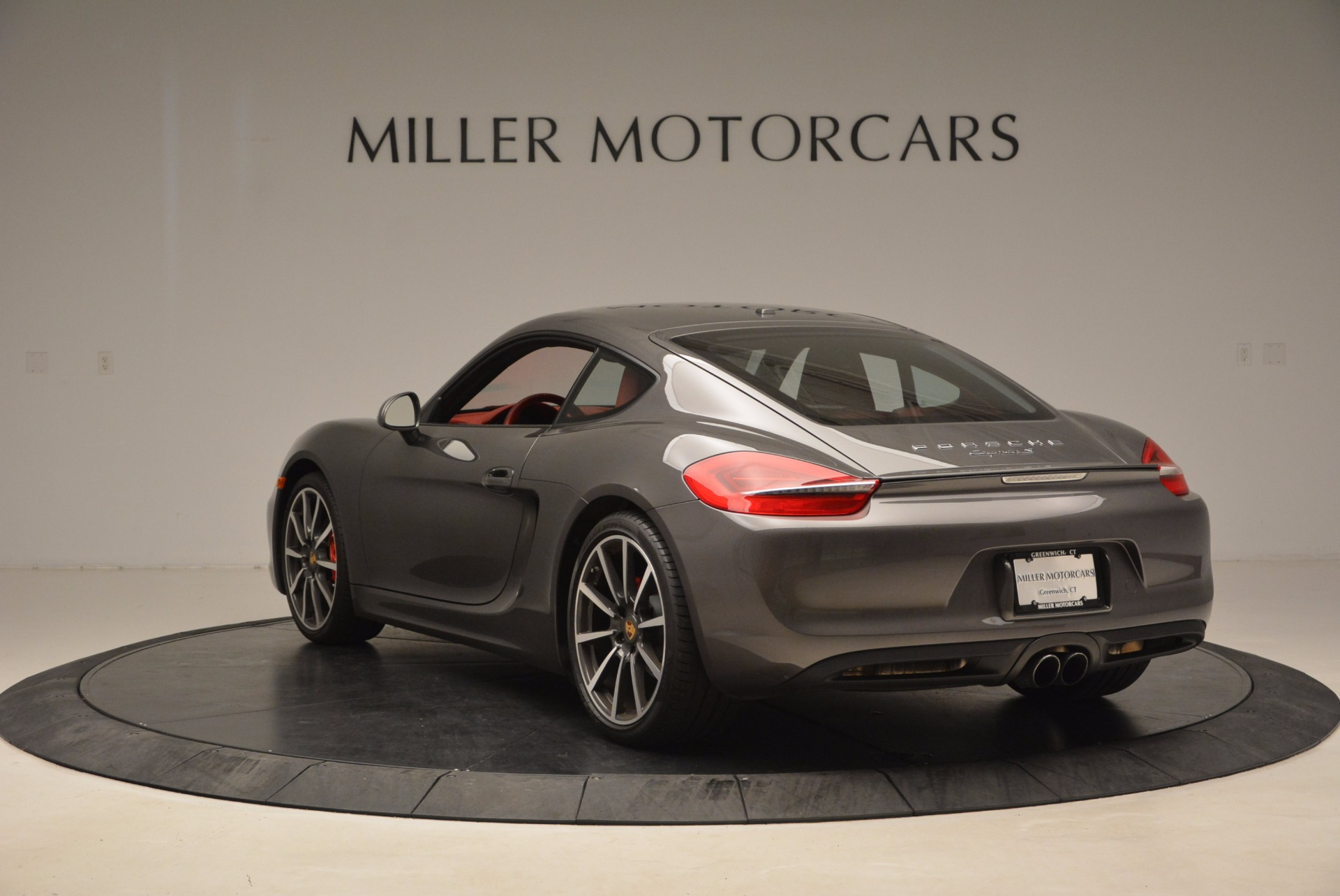 Used 2014 Porsche Cayman S S For Sale In Greenwich, CT. Alfa Romeo of Greenwich, 4408A 1612_p5