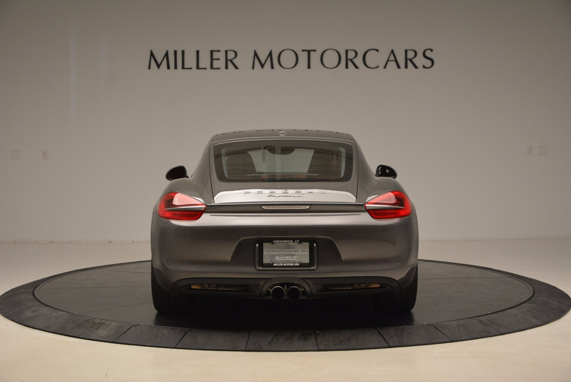 Used 2014 Porsche Cayman S S For Sale In Greenwich, CT. Alfa Romeo of Greenwich, 4408A 1612_p6