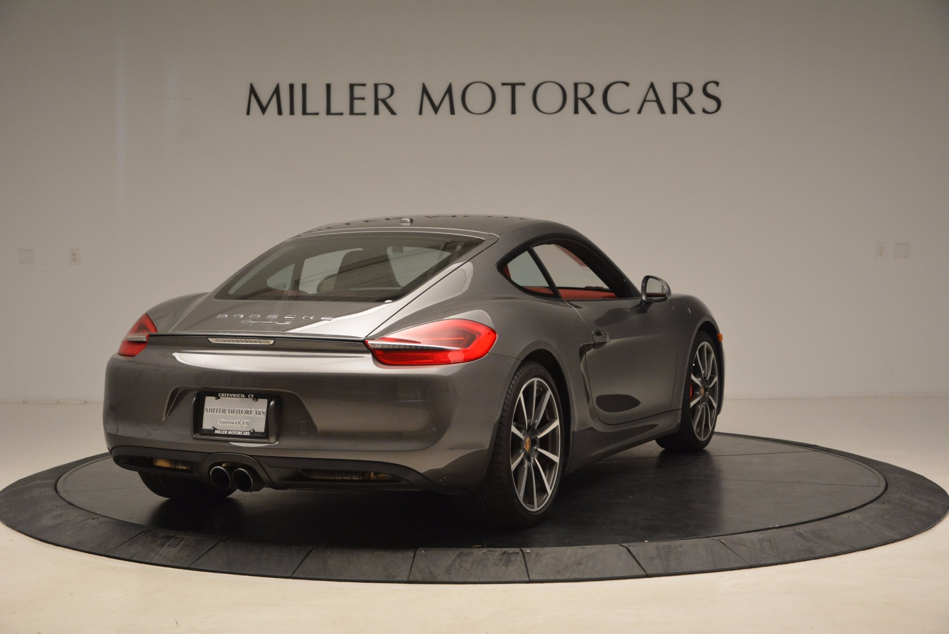 Used 2014 Porsche Cayman S S For Sale In Greenwich, CT. Alfa Romeo of Greenwich, 4408A 1612_p7