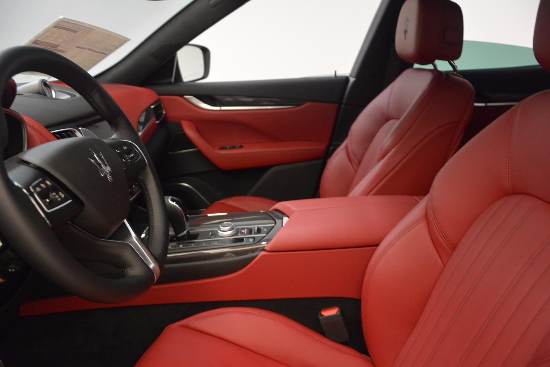 New 2018 Maserati Levante S Q4 GranLusso For Sale In Greenwich, CT. Alfa Romeo of Greenwich, M1948 1613_p15