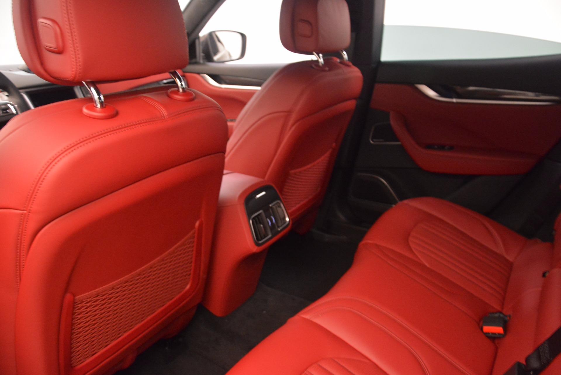 New 2018 Maserati Levante S Q4 GranLusso For Sale In Greenwich, CT. Alfa Romeo of Greenwich, M1948 1613_p18
