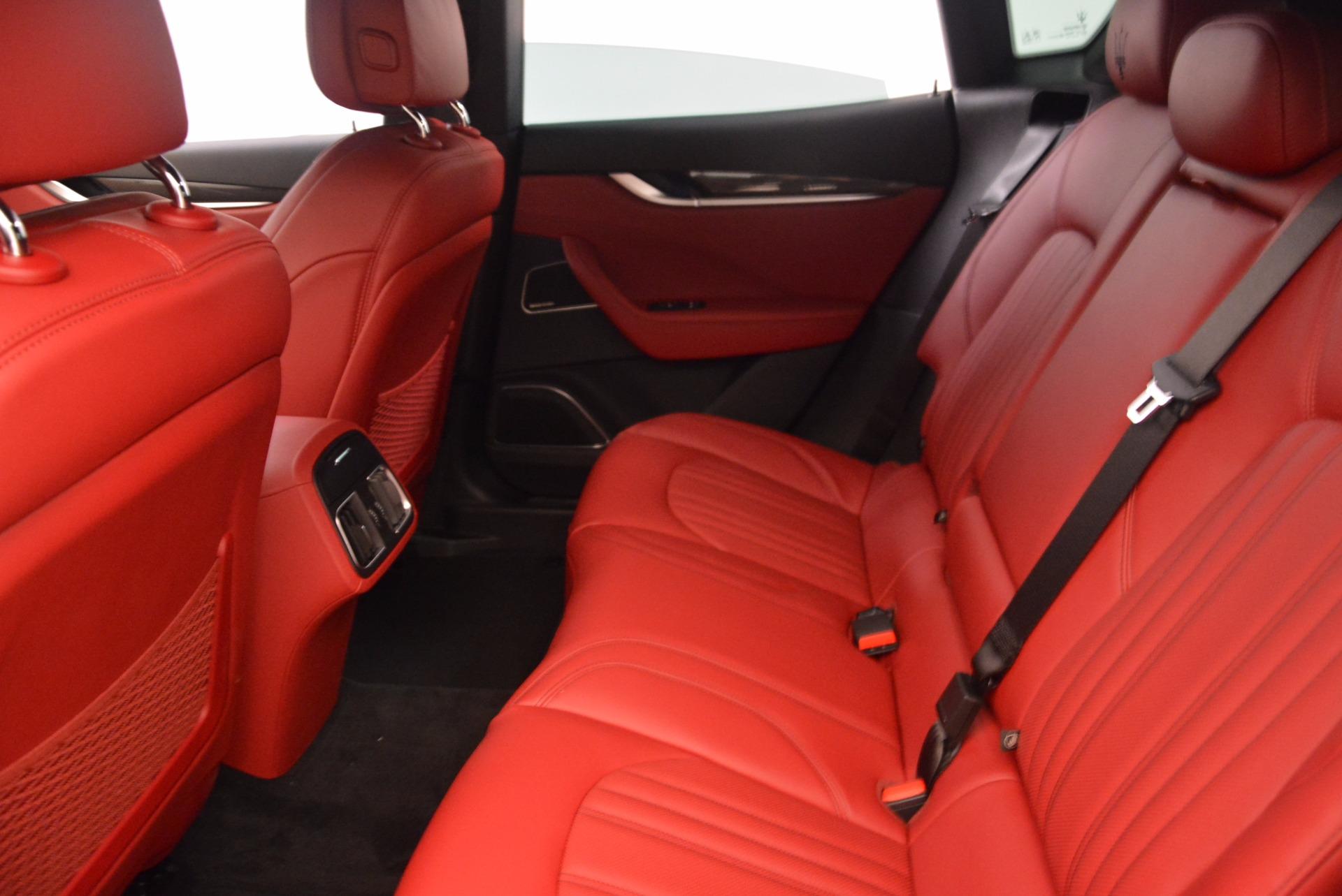 New 2018 Maserati Levante S Q4 GranLusso For Sale In Greenwich, CT. Alfa Romeo of Greenwich, M1948 1613_p19