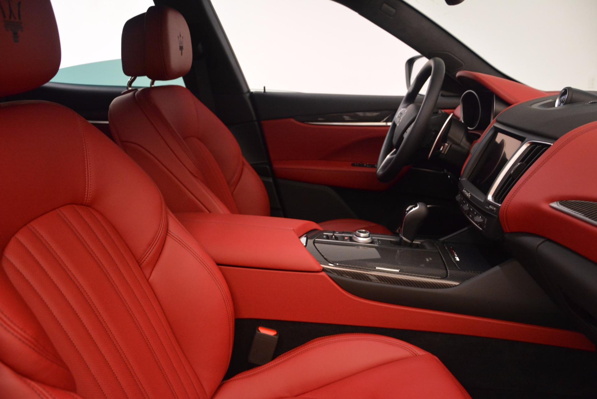 New 2018 Maserati Levante S Q4 GranLusso For Sale In Greenwich, CT. Alfa Romeo of Greenwich, M1948 1613_p22