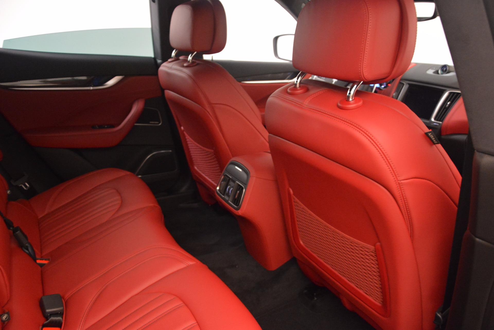 New 2018 Maserati Levante S Q4 GranLusso For Sale In Greenwich, CT. Alfa Romeo of Greenwich, M1948 1613_p24