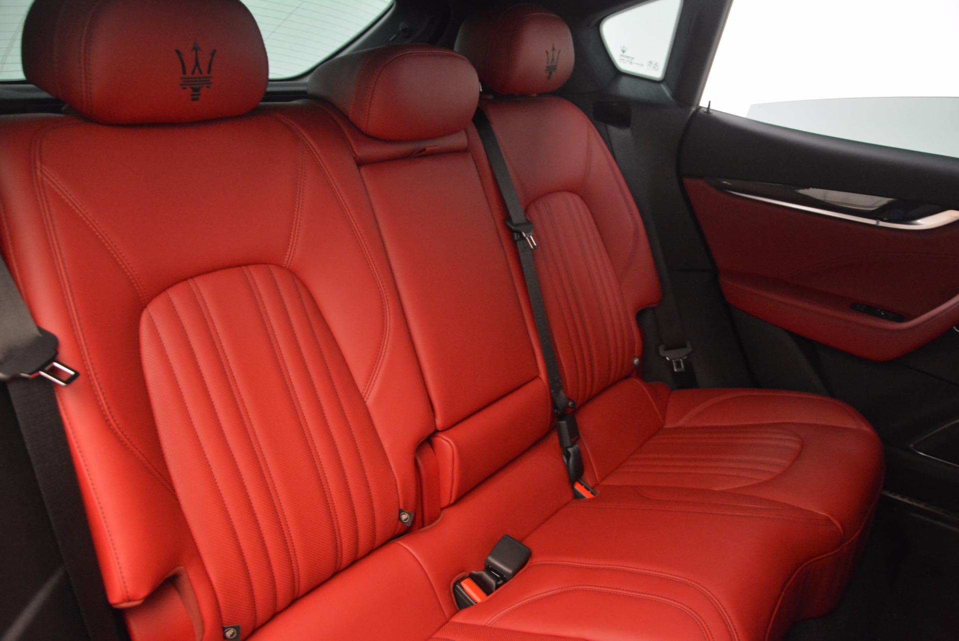 New 2018 Maserati Levante S Q4 GranLusso For Sale In Greenwich, CT. Alfa Romeo of Greenwich, M1948 1613_p26