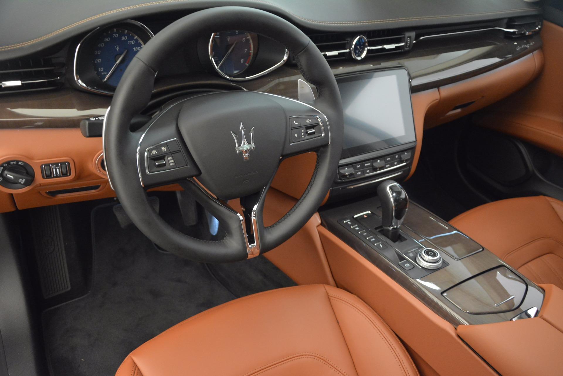 New 2018 Maserati Quattroporte S Q4 GranLusso For Sale In Greenwich, CT. Alfa Romeo of Greenwich, M1949 1614_p13