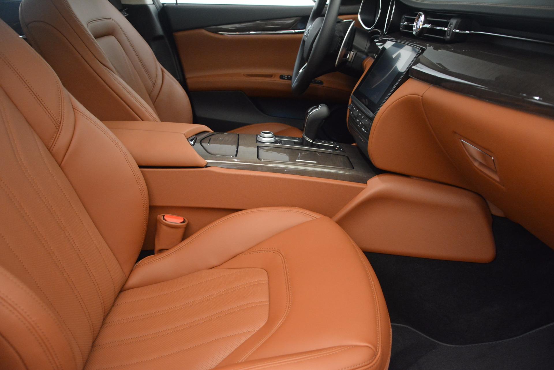 New 2018 Maserati Quattroporte S Q4 GranLusso For Sale In Greenwich, CT. Alfa Romeo of Greenwich, M1949 1614_p20