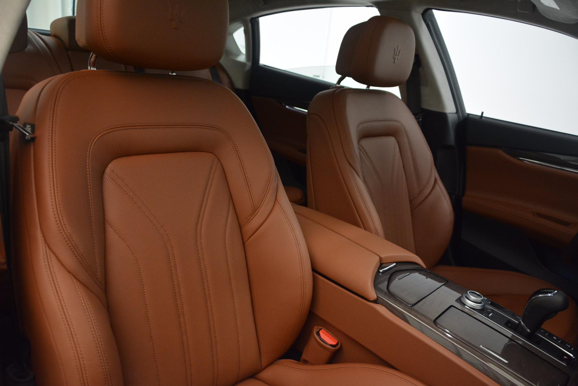 New 2018 Maserati Quattroporte S Q4 GranLusso For Sale In Greenwich, CT. Alfa Romeo of Greenwich, M1949 1614_p21