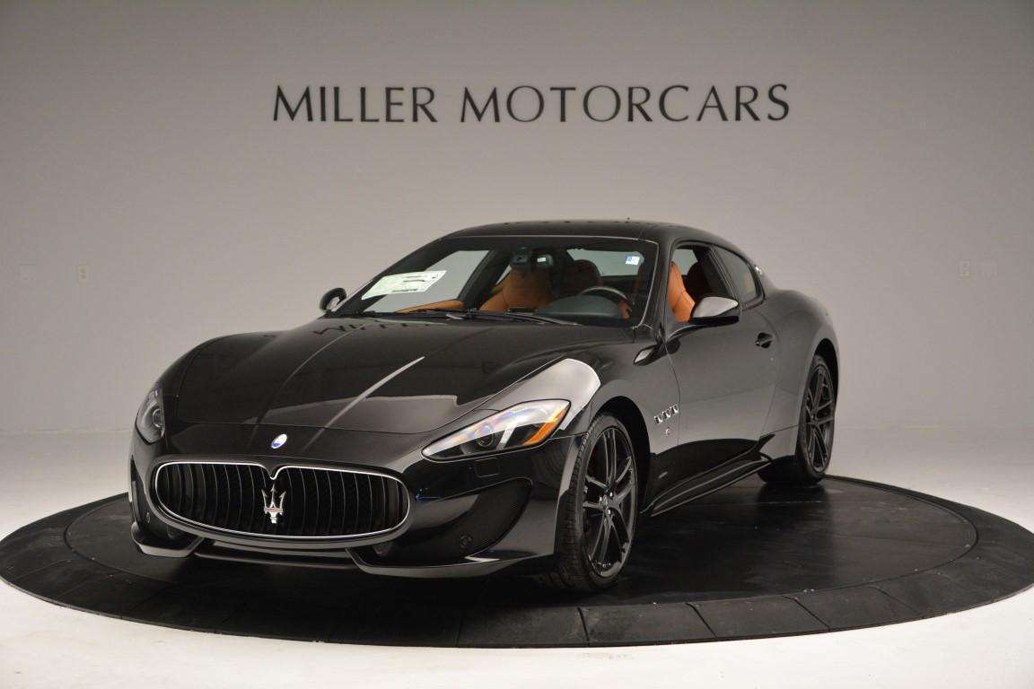 New 2016 Maserati GranTurismo Sport For Sale In Greenwich, CT. Alfa Romeo of Greenwich, M1459 162_main