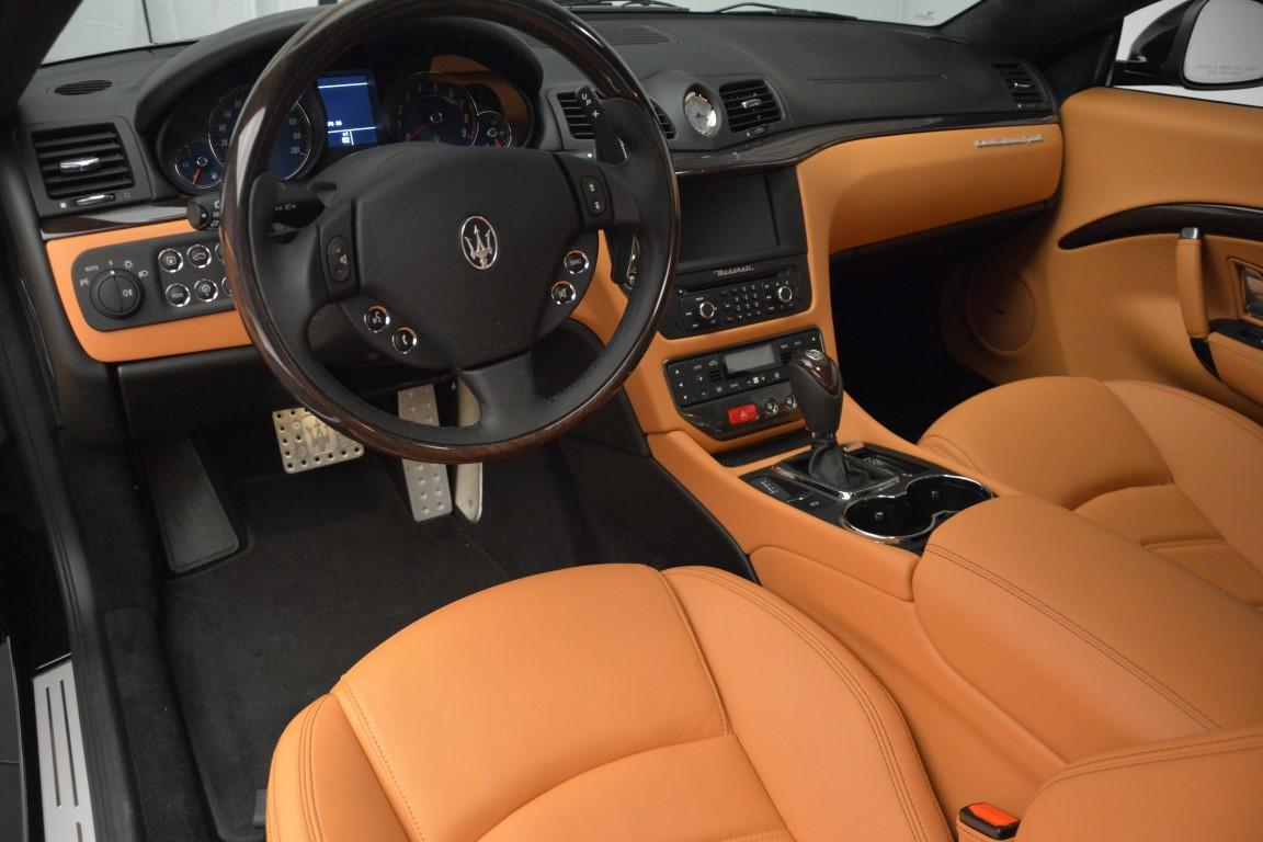 New 2016 Maserati GranTurismo Sport For Sale In Greenwich, CT. Alfa Romeo of Greenwich, M1459 162_p14