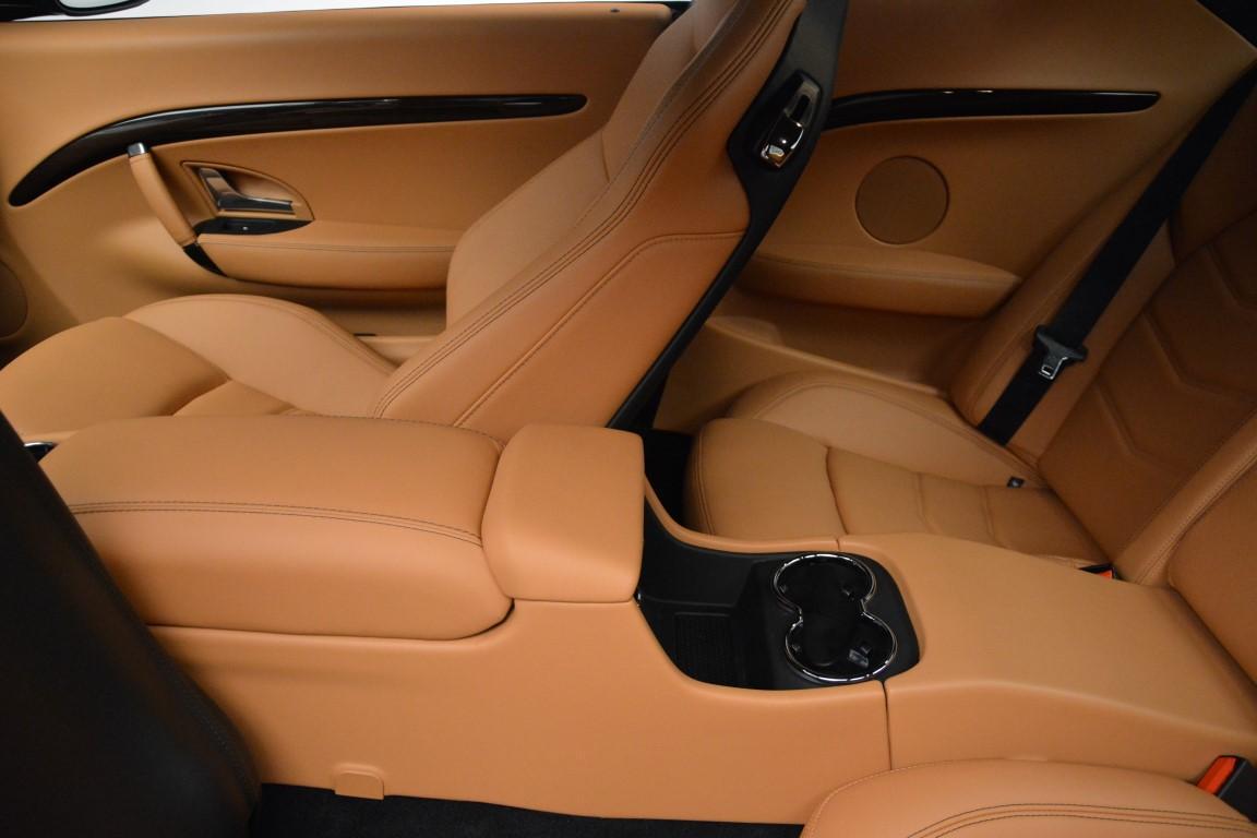 New 2016 Maserati GranTurismo Sport For Sale In Greenwich, CT. Alfa Romeo of Greenwich, M1459 162_p18