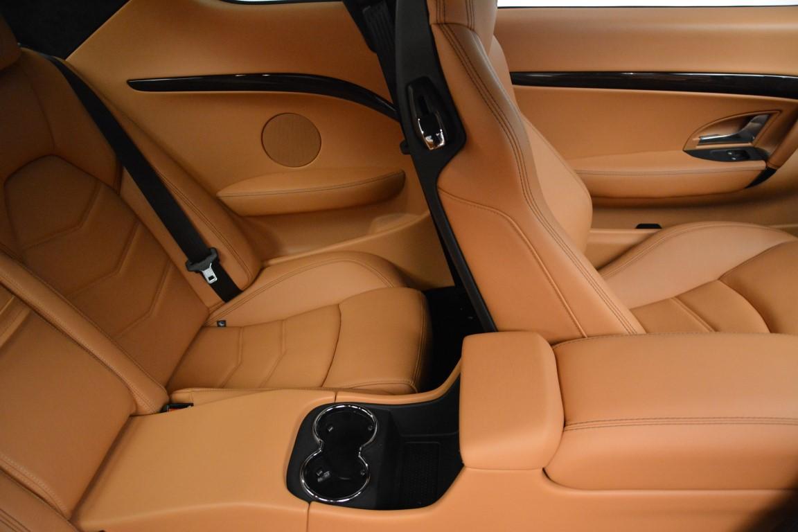 New 2016 Maserati GranTurismo Sport For Sale In Greenwich, CT. Alfa Romeo of Greenwich, M1459 162_p25