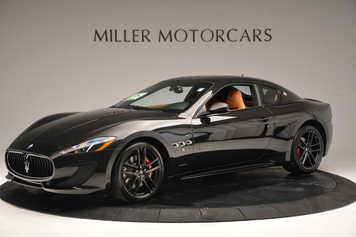 New 2016 Maserati GranTurismo Sport For Sale In Greenwich, CT. Alfa Romeo of Greenwich, M1459 162_p2
