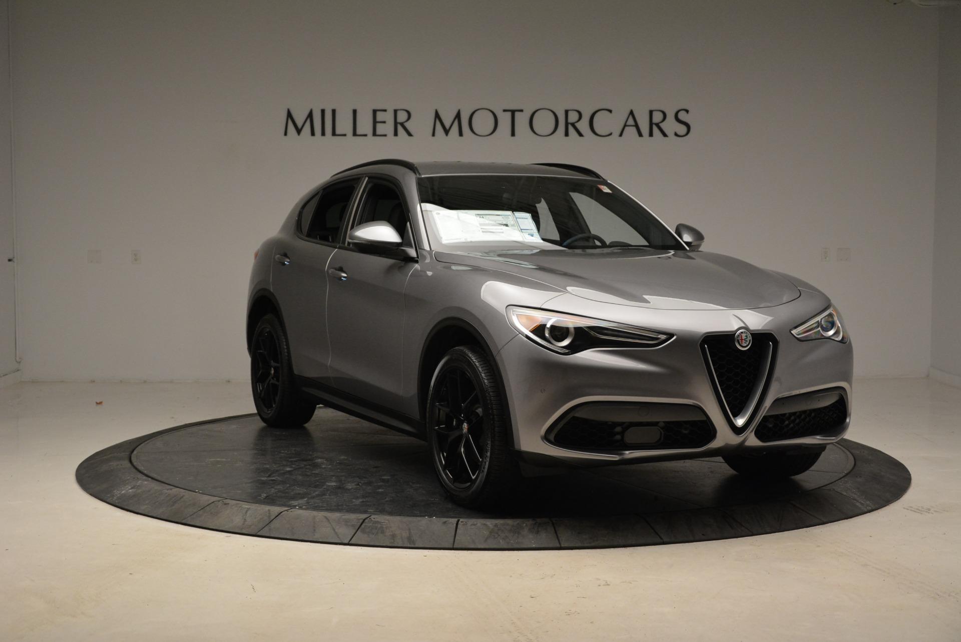 New 2018 Alfa Romeo Stelvio Ti Sport Q4 For Sale In Greenwich, CT. Alfa Romeo of Greenwich, LW052 1621_p11